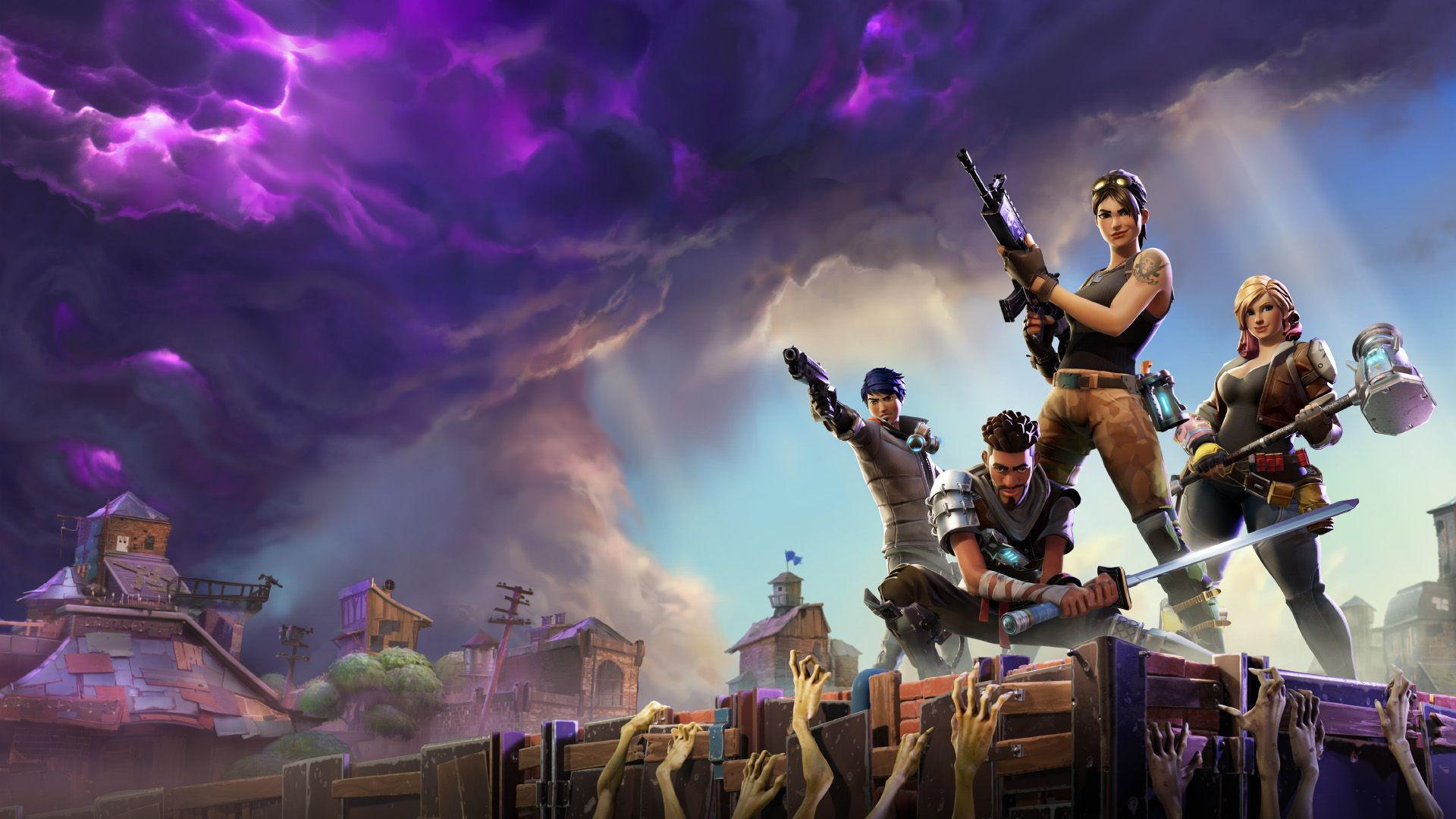 Fortnite Laptop Wallpapers - Top Free