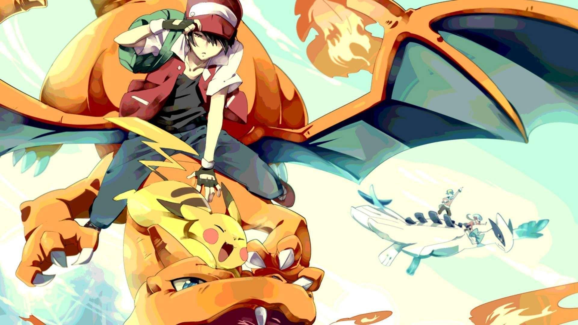 Pokemon Anime Wallpapers Top Free Pokemon Anime Backgrounds Wallpaperaccess