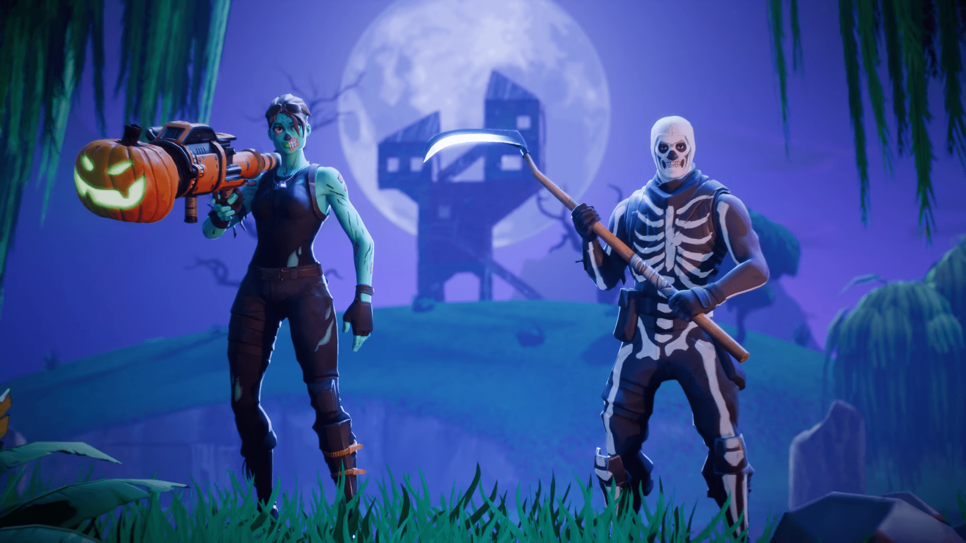 1920x1080 58 Fortnite HD Wallpapers