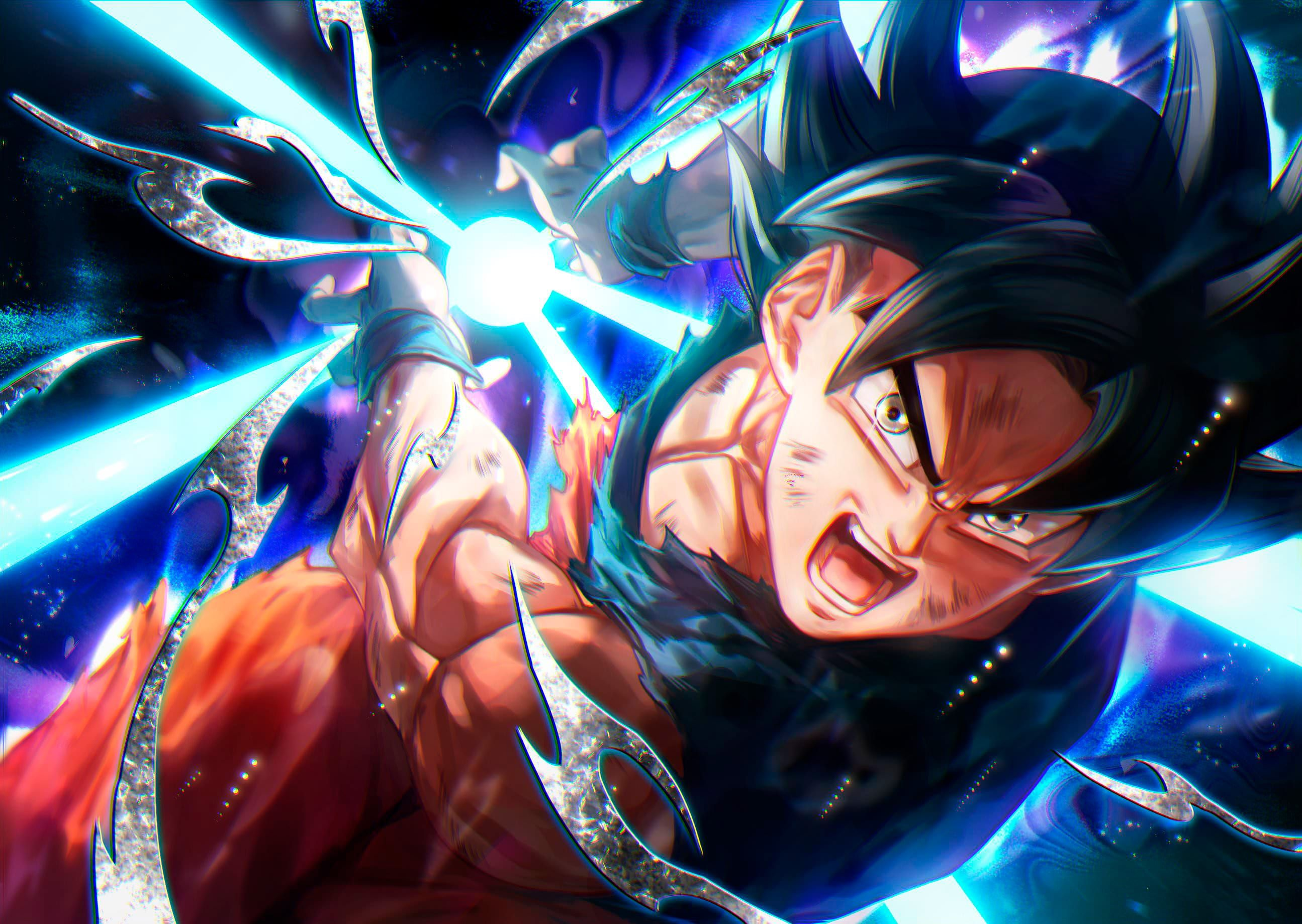 Cool Pics Of Goku