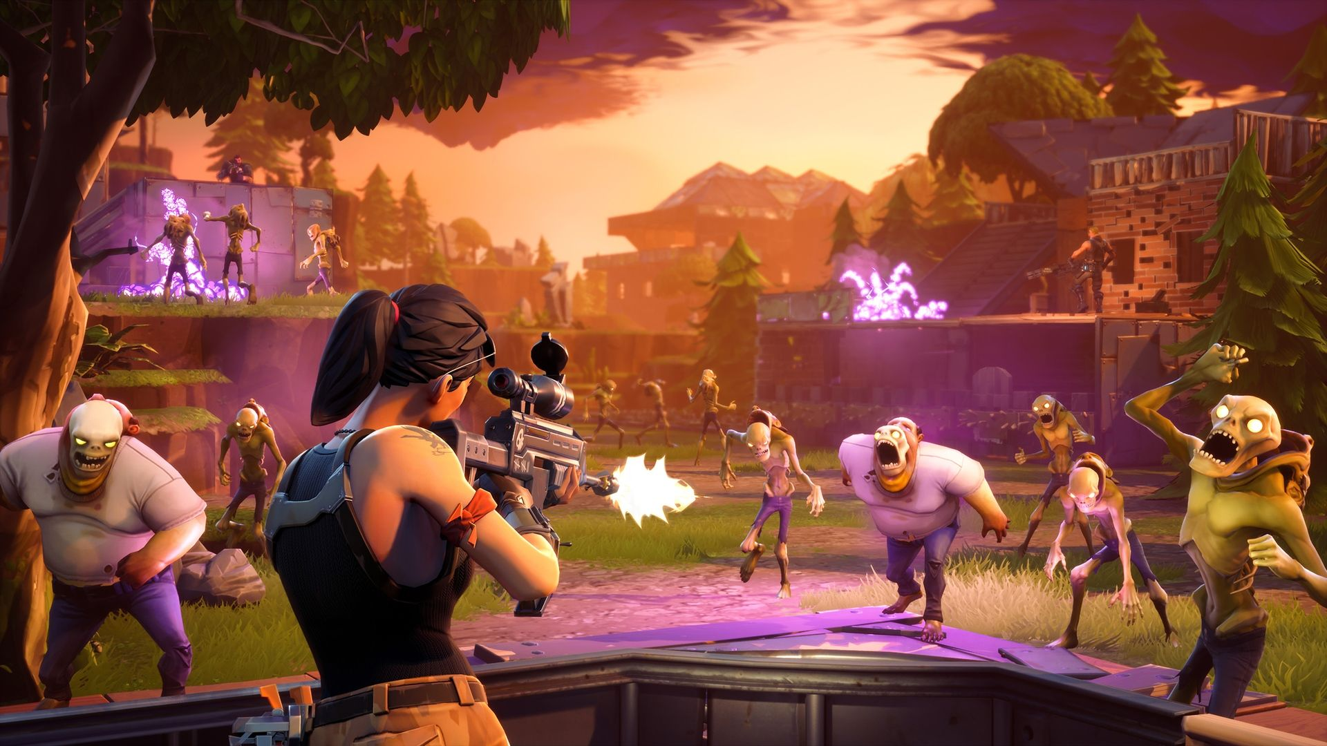 Ps4 Fortnite Wallpapers Top Free Ps4 Fortnite Backgrounds Wallpaperaccess