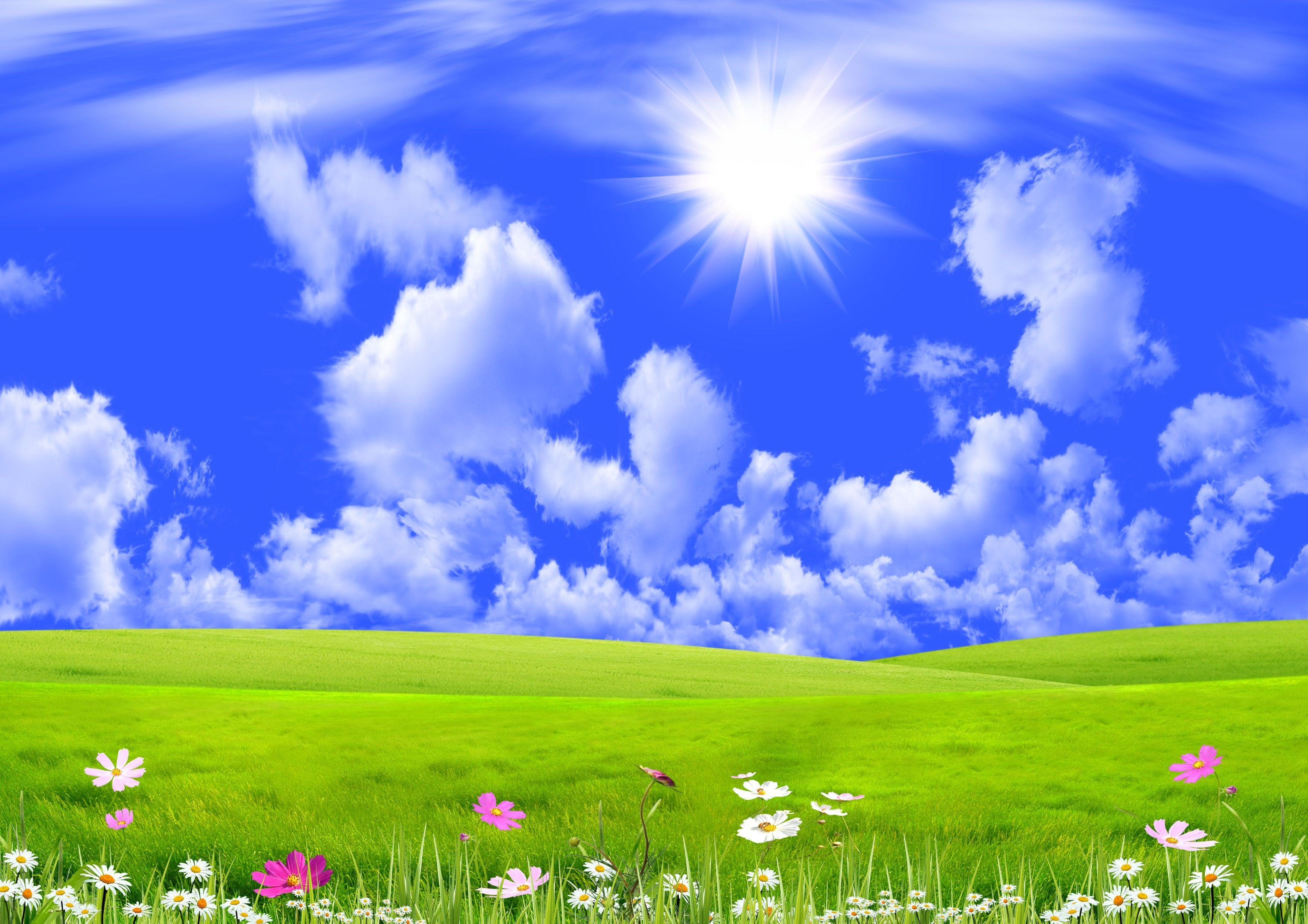 Beautiful Sky Nature Wallpapers - Top ...