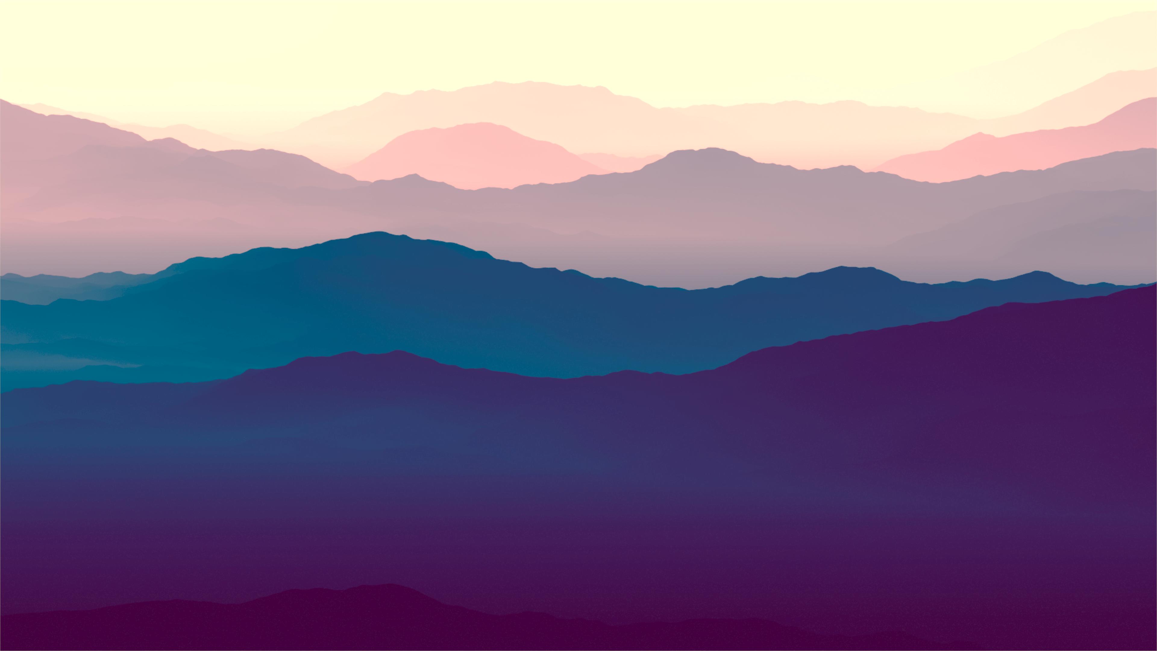 Mountain 4k Minimal Wallpapers Top Free Mountain 4k