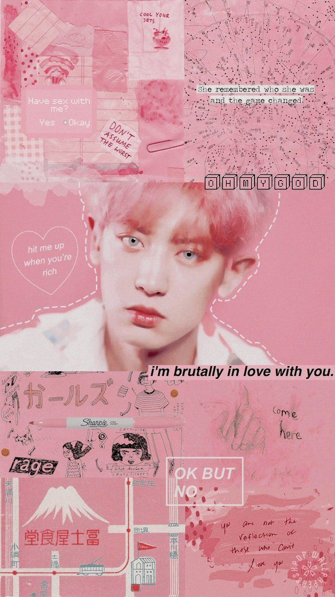 Kpop Aesthetic Wallpapers Top Free Kpop Aesthetic Backgrounds Wallpaperaccess