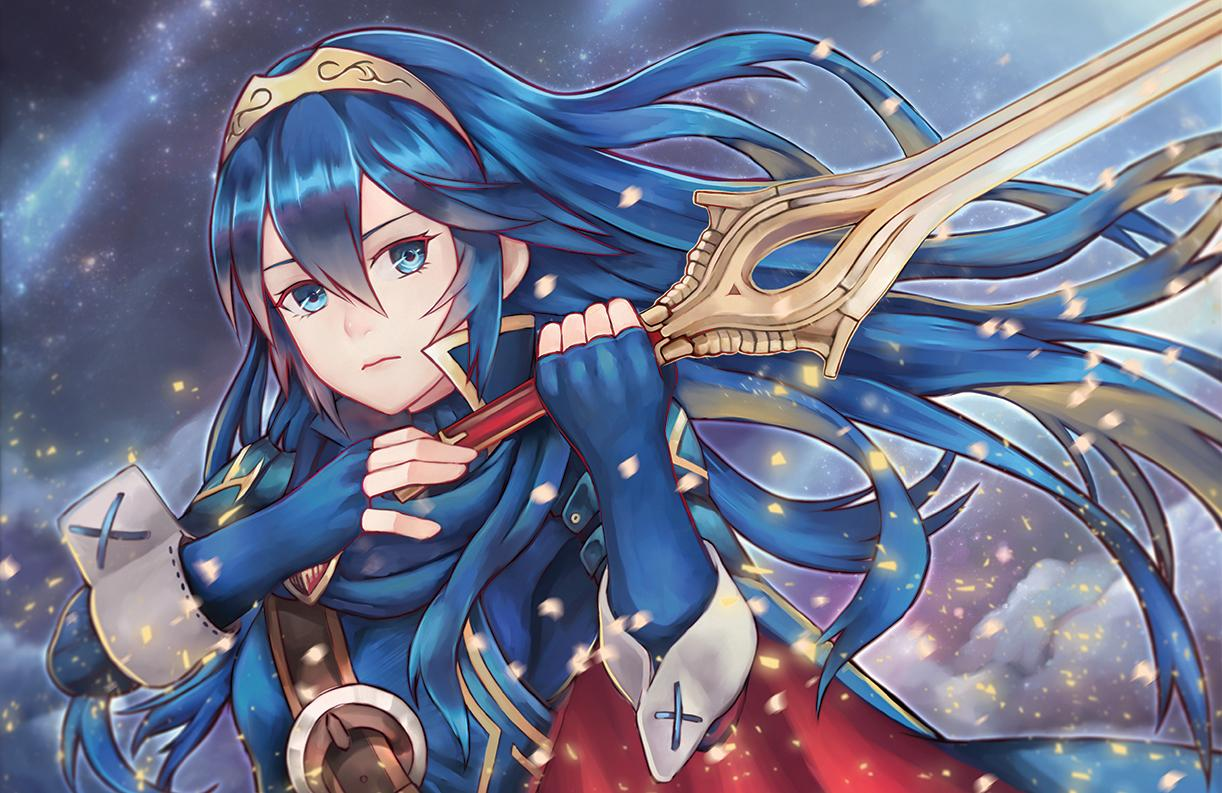 Lucina Wallpapers Top Free Lucina Backgrounds Wallpaperaccess
