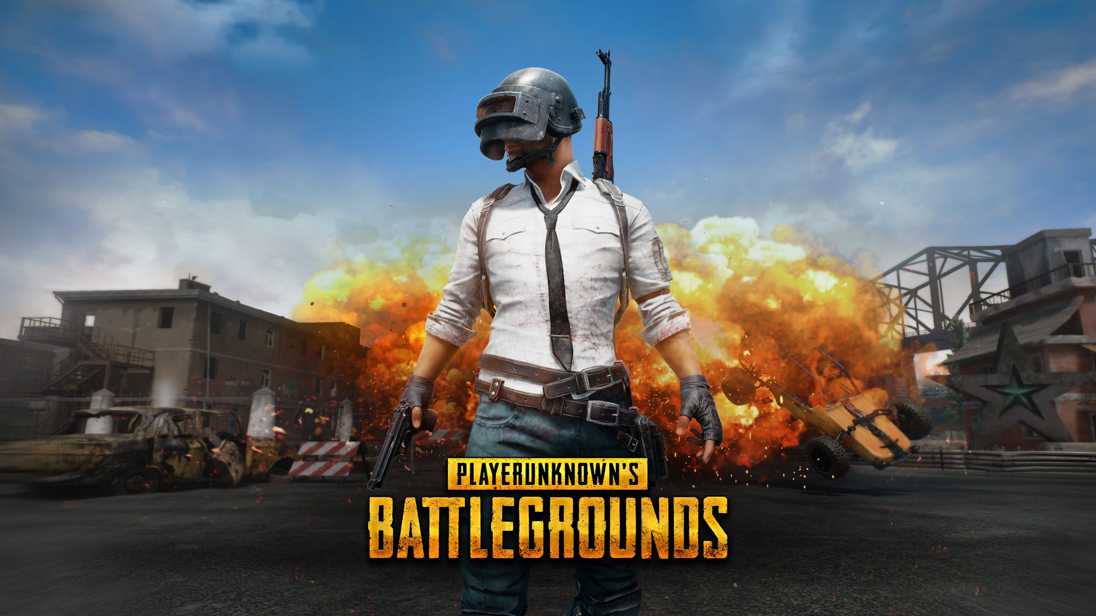 PUBG Game Wallpapers - Top Free PUBG Game Backgrounds ...