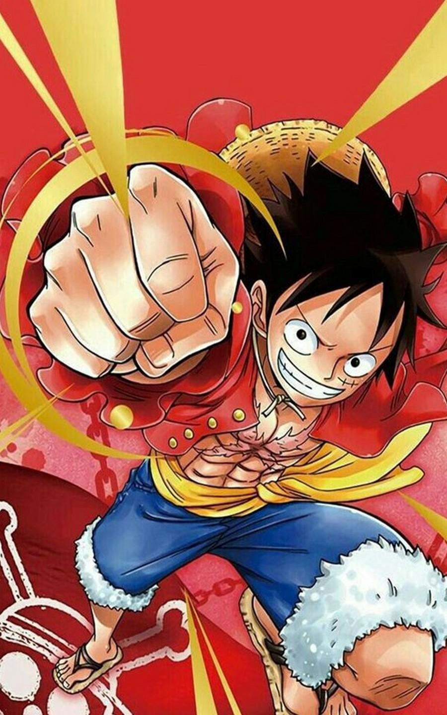 Monkey D Luffy Wallpapers Top Free Monkey D Luffy Backgrounds Wallpaperaccess