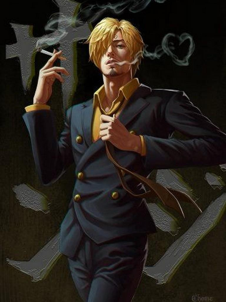 Sanji Iphone Wallpapers Top Free Sanji Iphone Backgrounds Wallpaperaccess
