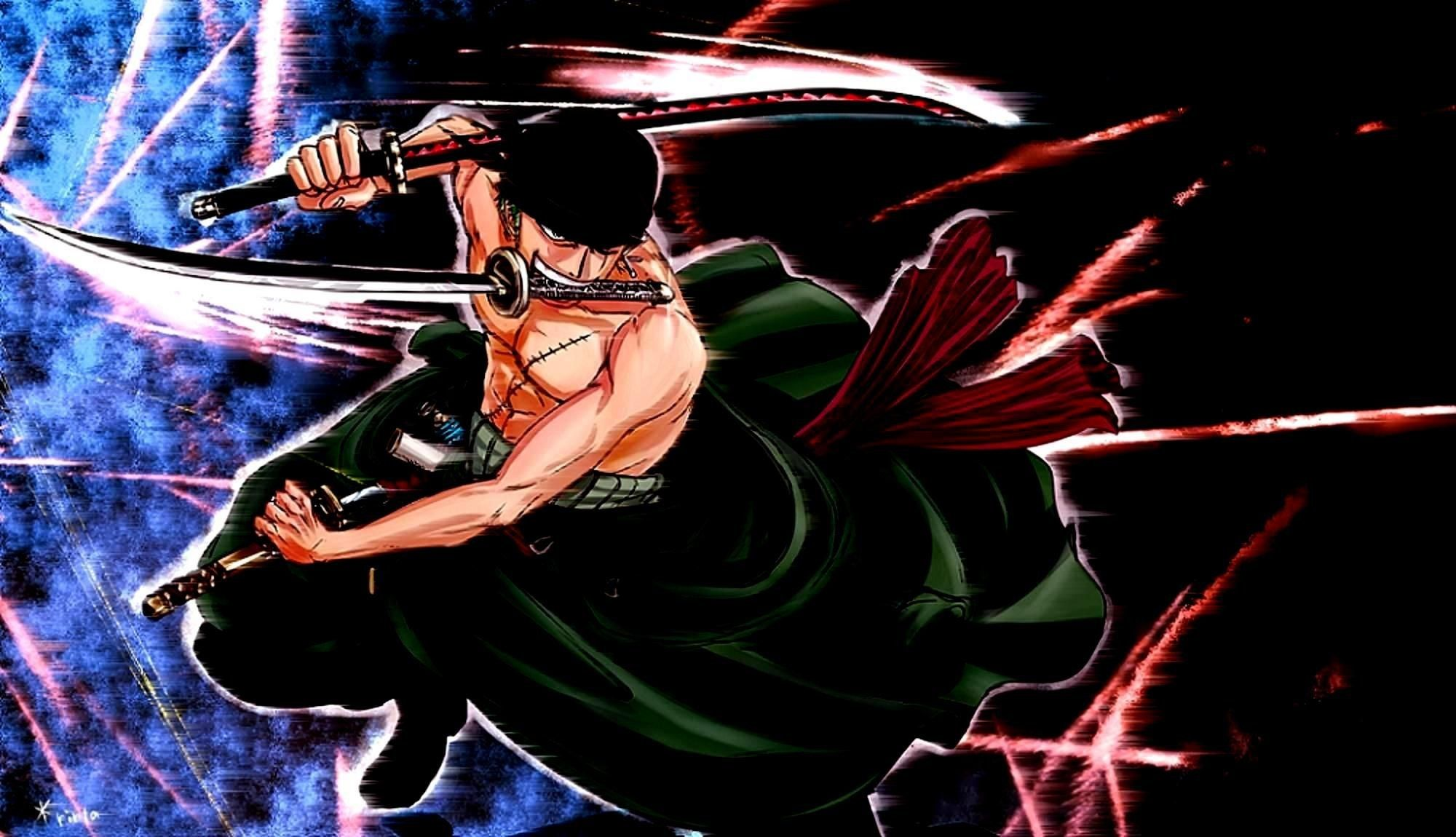 Zoro Wallpapers Top Free Zoro Backgrounds Wallpaperaccess