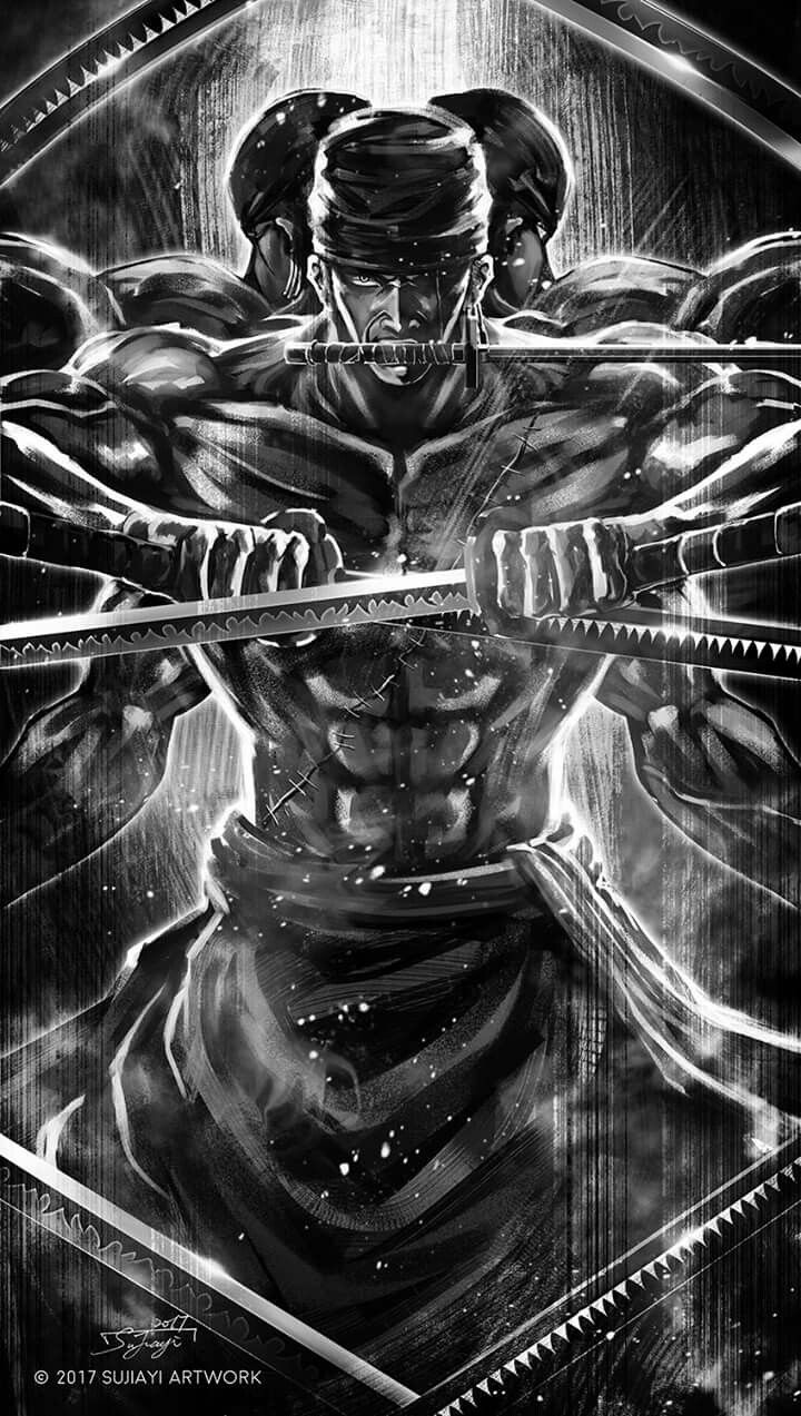Zoro Black Wallpapers Top Free Zoro Black Backgrounds Wallpaperaccess