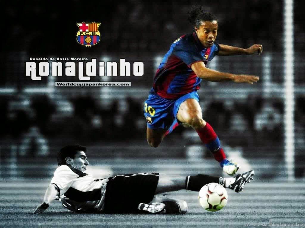 Ronaldinho Wallpapers Top Free Ronaldinho Backgrounds