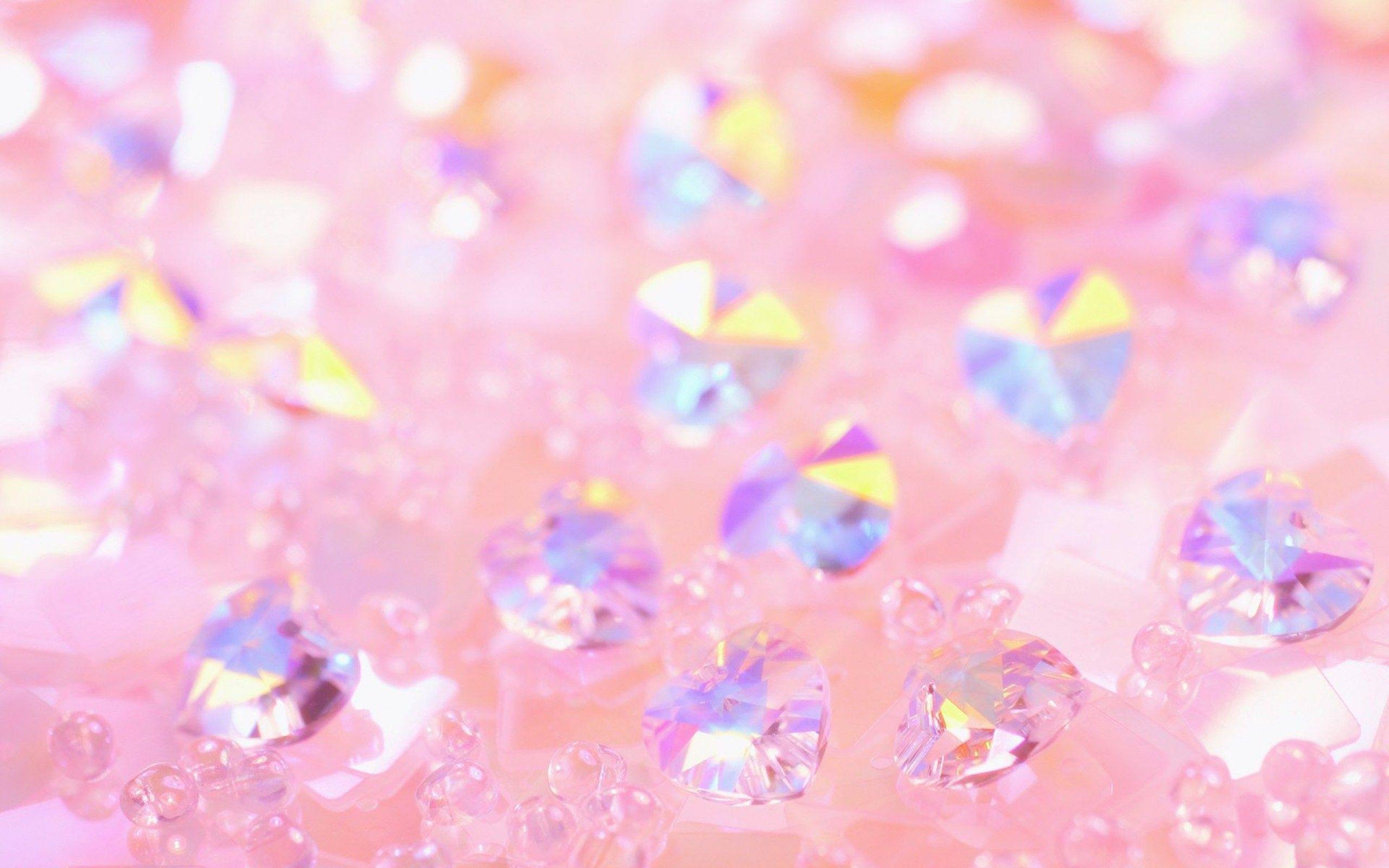 Pink Glitter Desktop Wallpapers Top Free Pink Glitter
