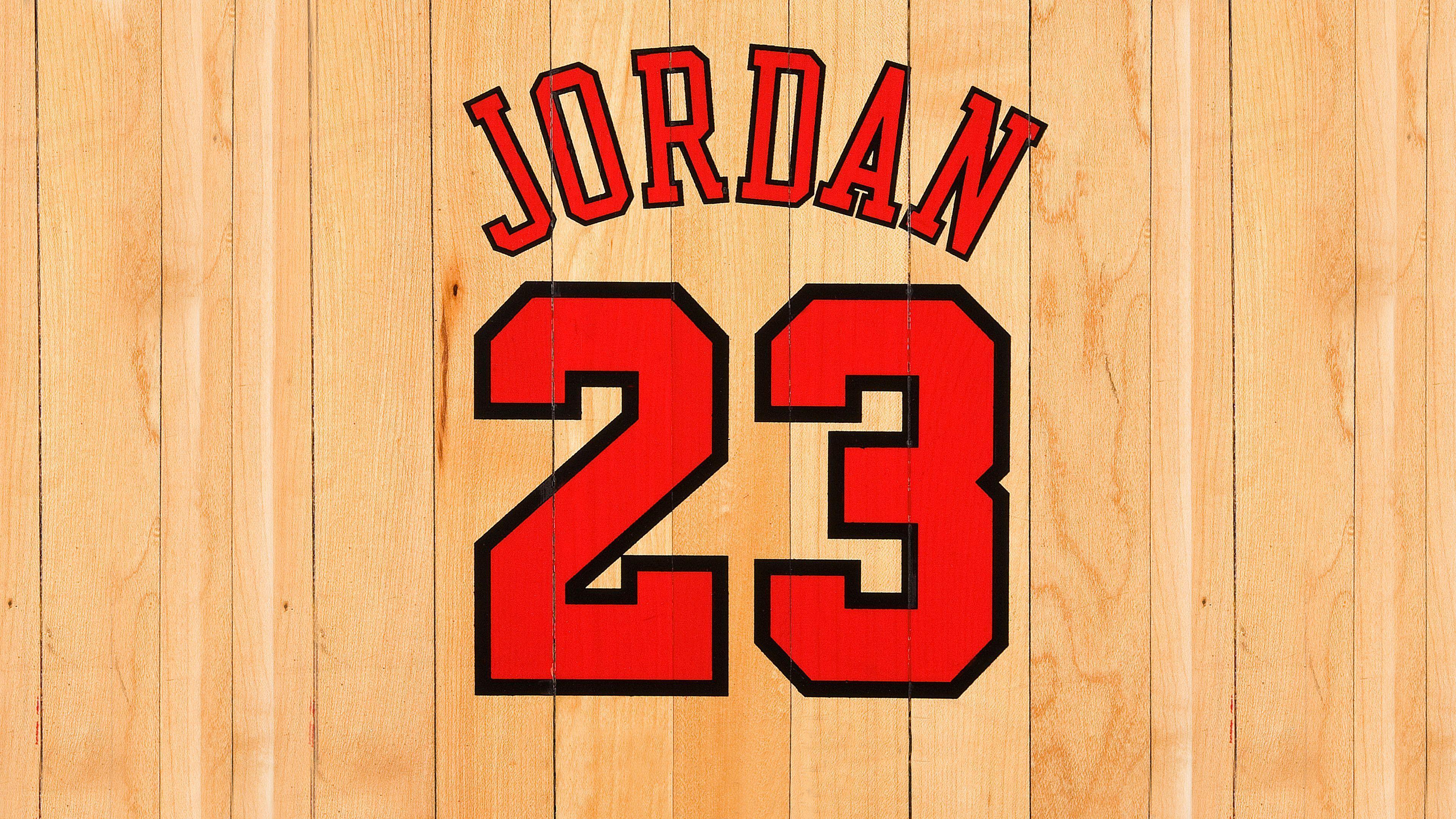 3840x2160 Michael Jordan Chicago bulls 23 Tải xuống miễn phí - Hình nền 4K sống