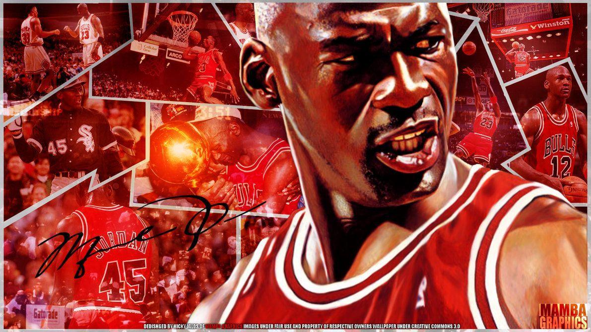 1191x670 Michael Jordan hình nền