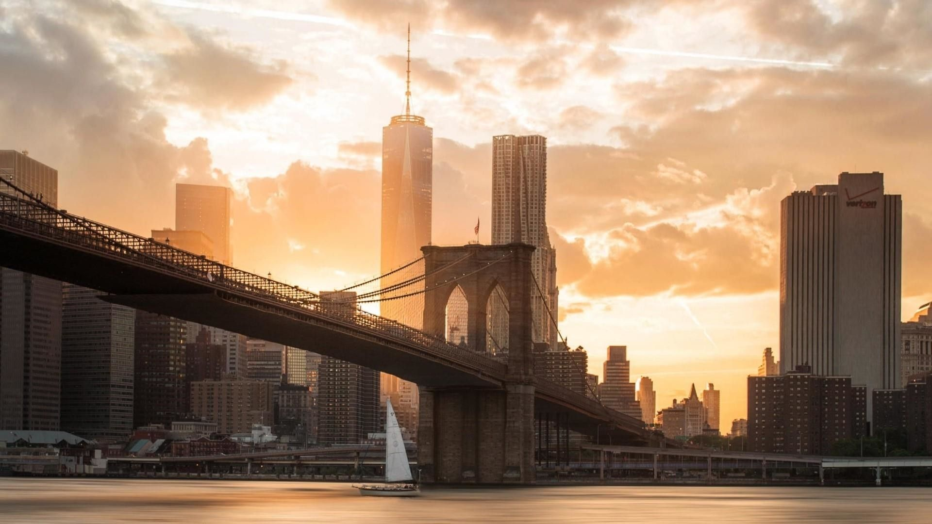 Brooklyn Bridge Hd Wallpapers Top Free Brooklyn Bridge Hd