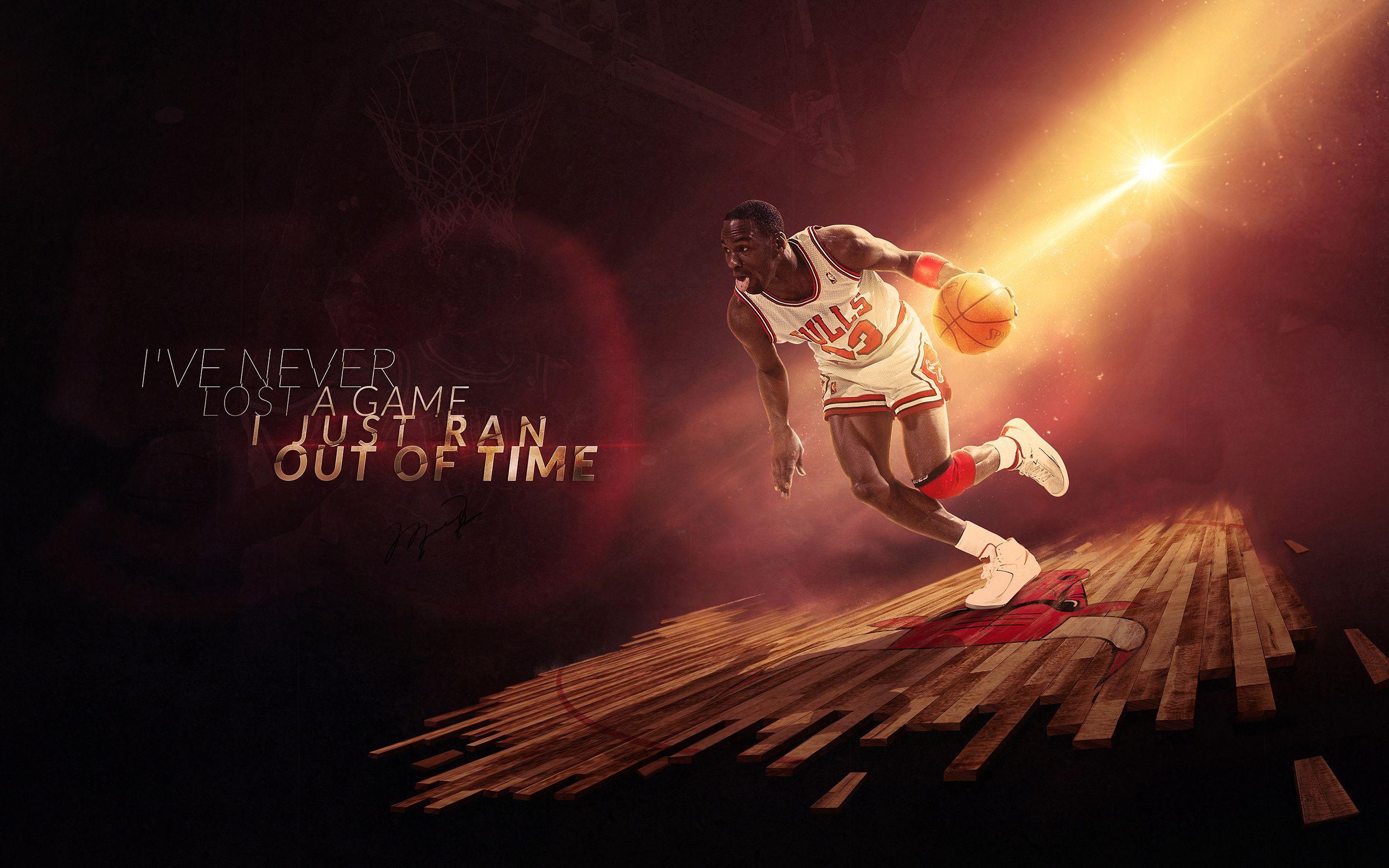 Hình nền Michael Jordan Chicago Bulls 2560x1600