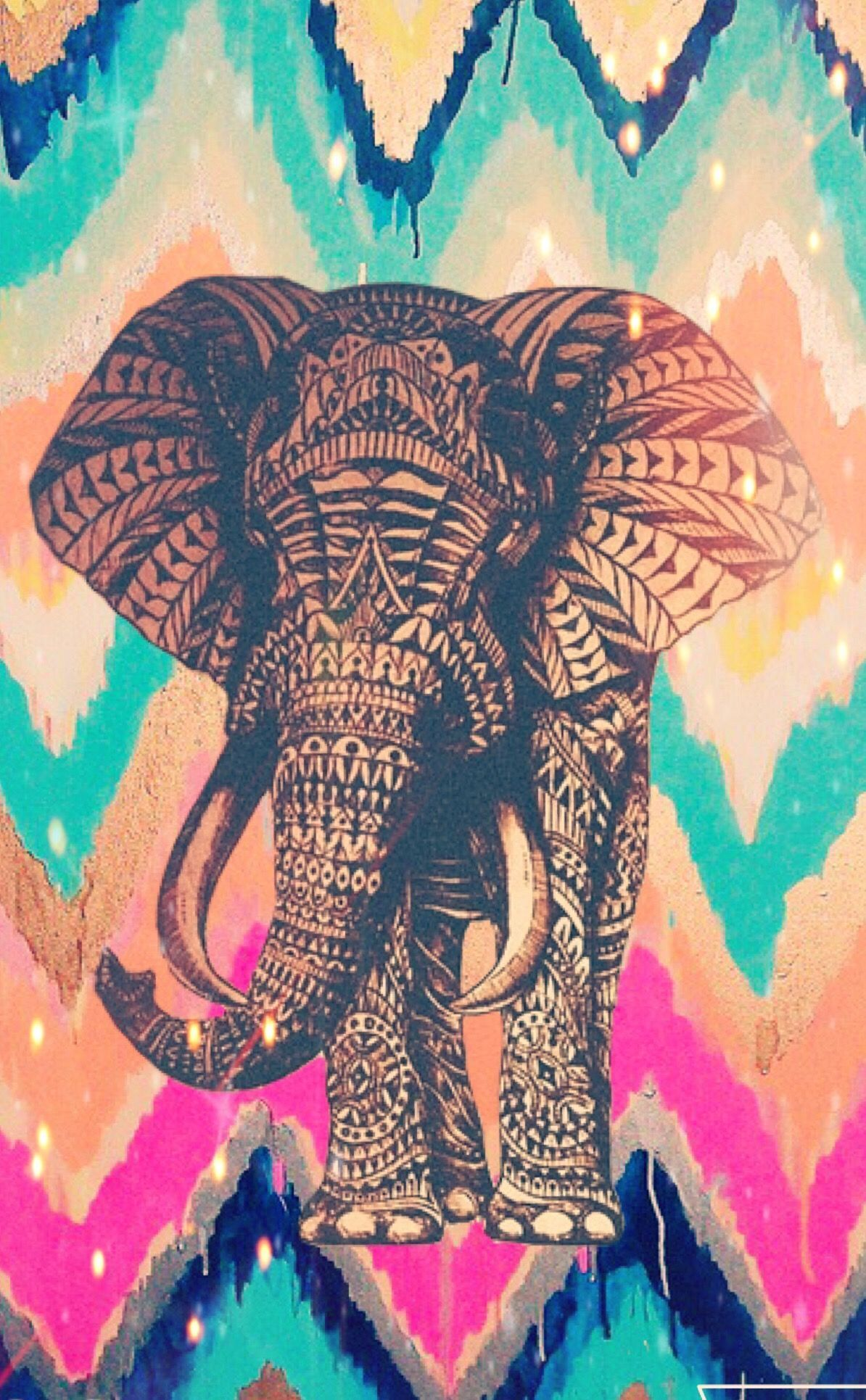 Tribal Elephant Wallpapers Top Free Tribal Elephant