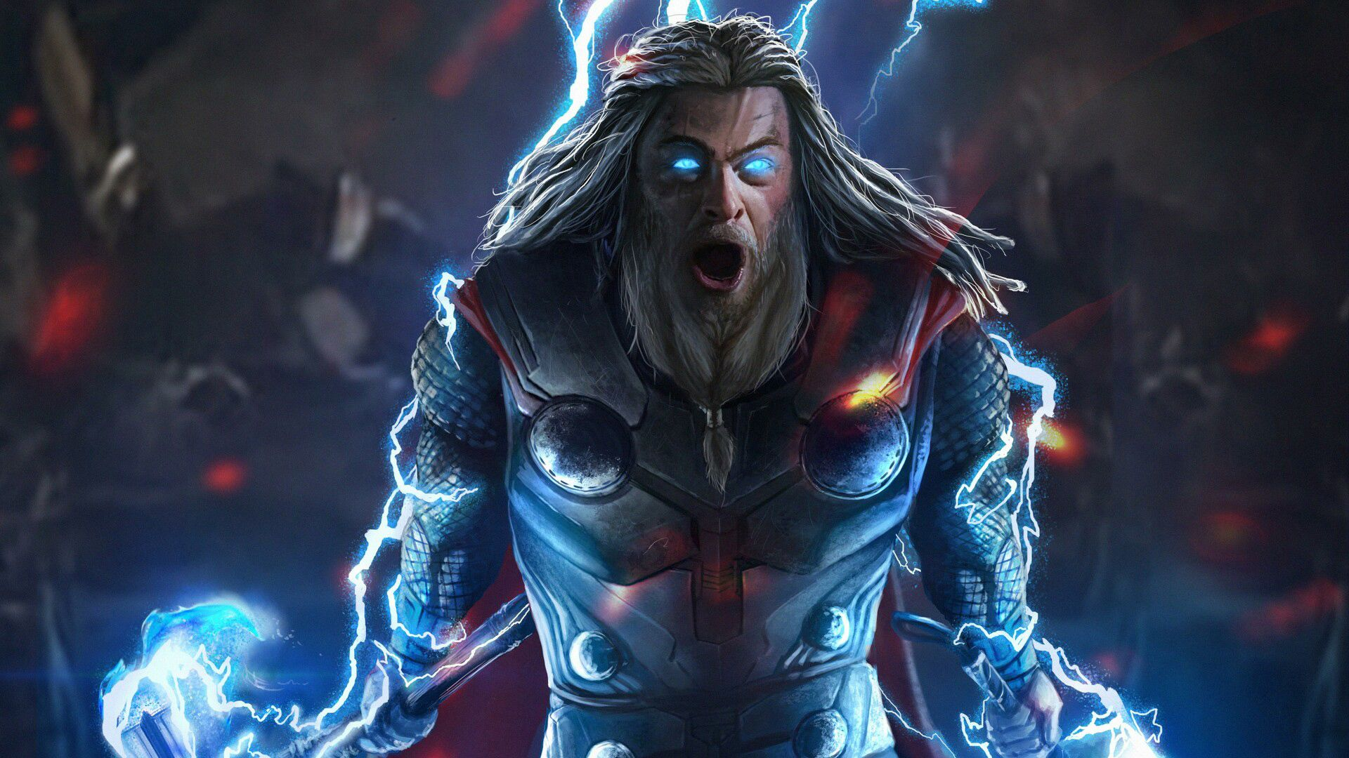 Thor Stormbreaker Wallpapers Top Free Thor Stormbreaker