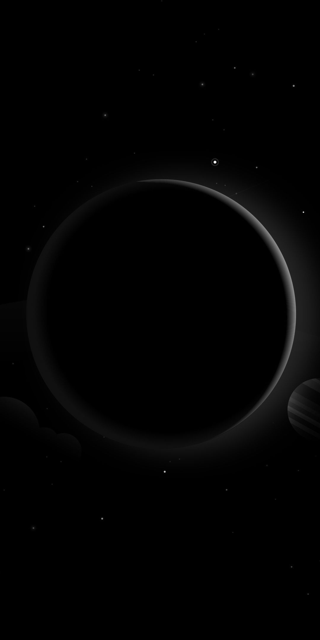 Dark Planet Wallpapers Top Free Dark Planet Backgrounds Wallpaperaccess