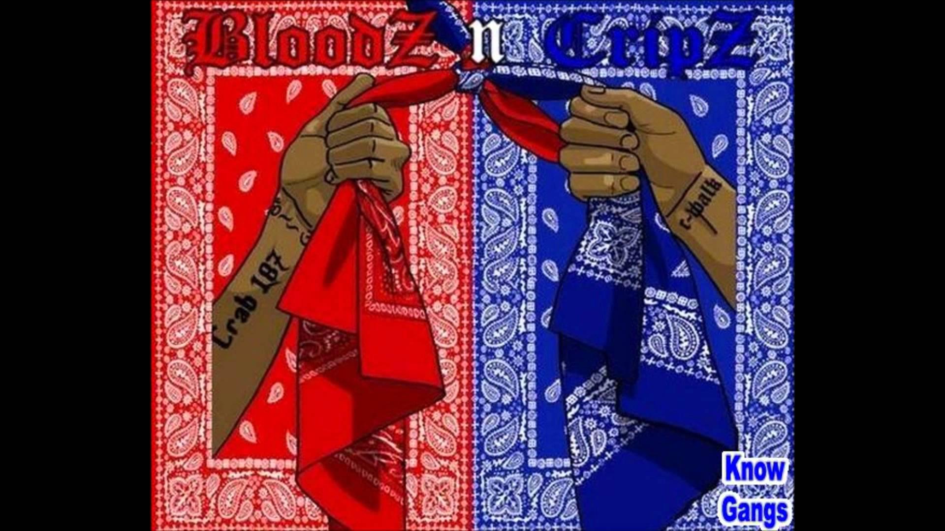1920x1080 Blood Gang hình nền