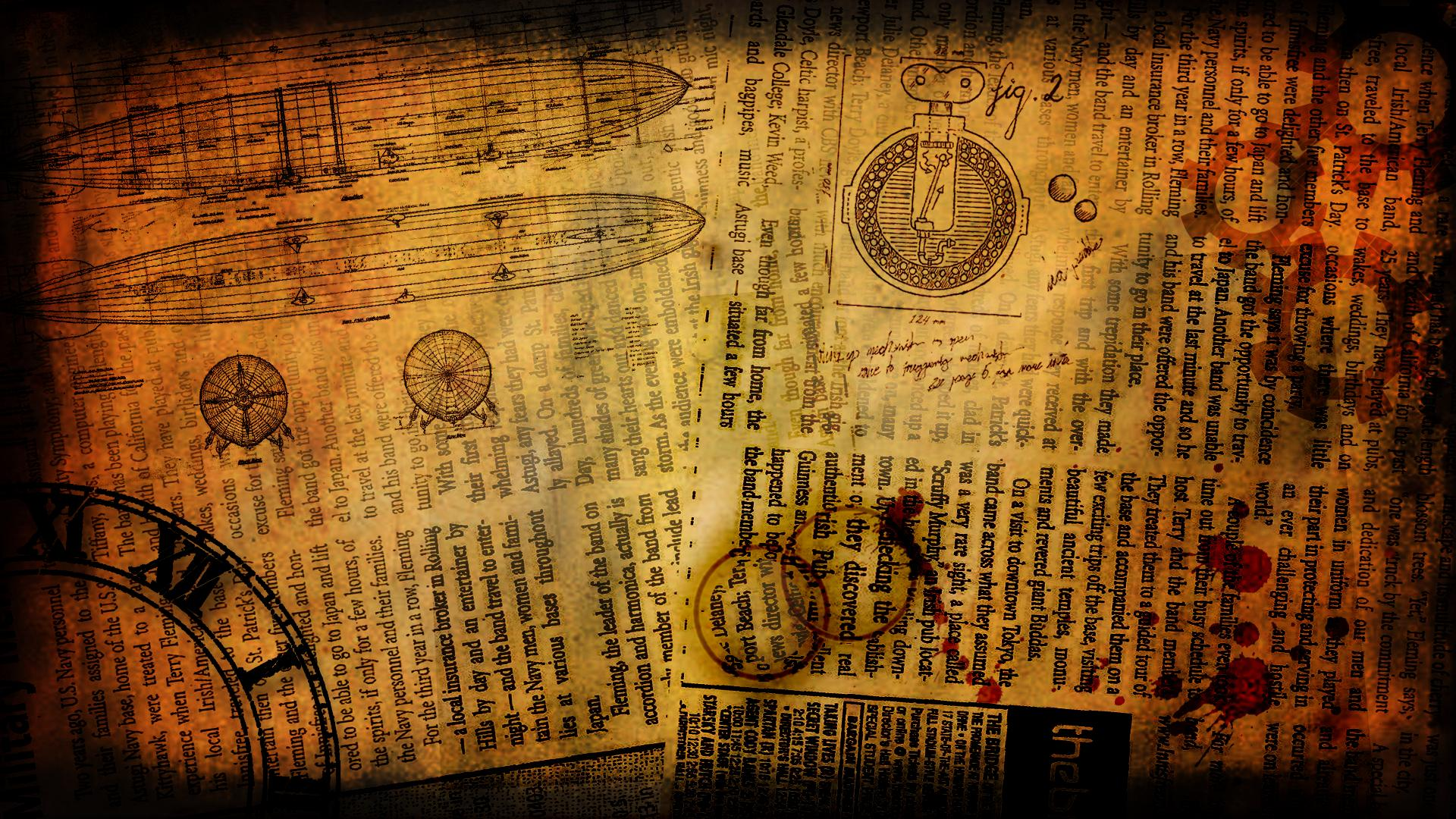 Steampunk Desktop Wallpapers Top Free Backgrounds Wallpaperaccess