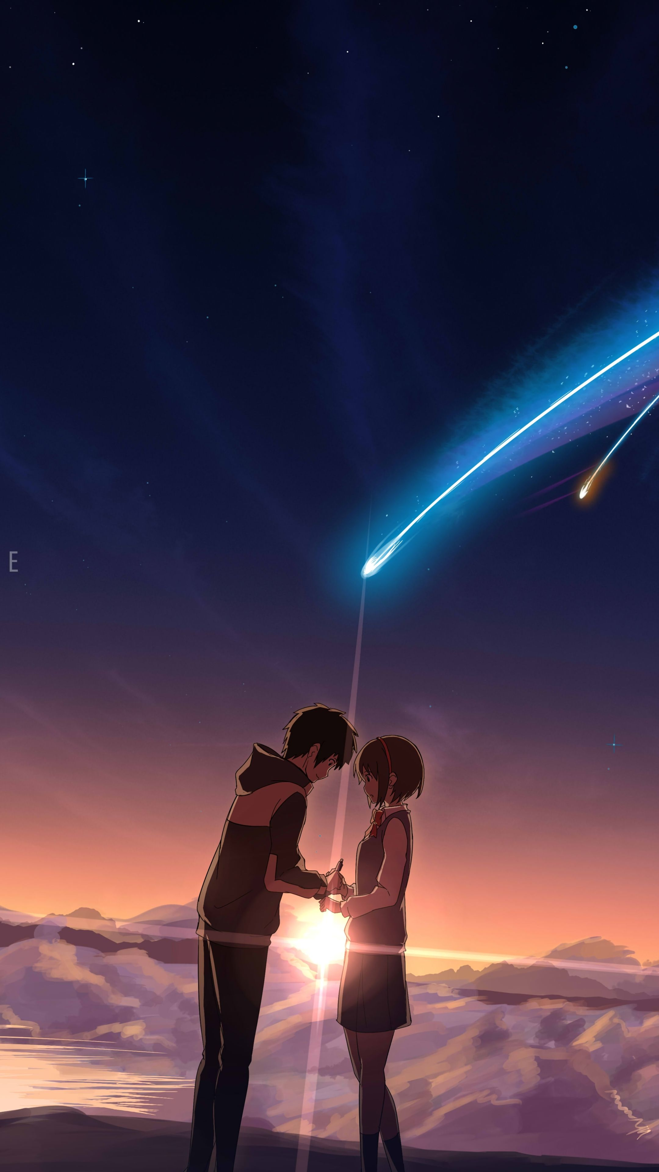 Your Name iPhone Wallpapers - Top Free