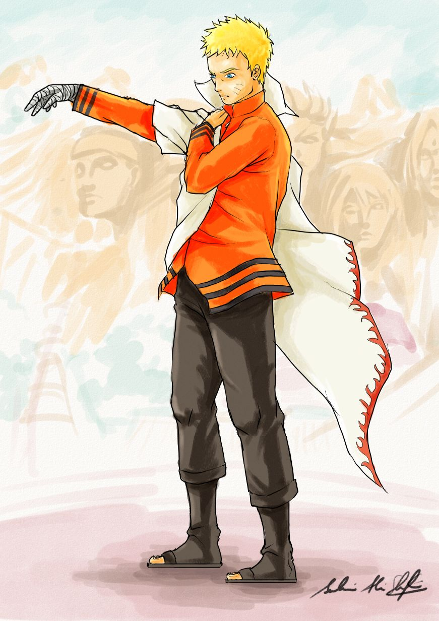 Naruto Hokage Wallpapers Top Free Naruto Hokage