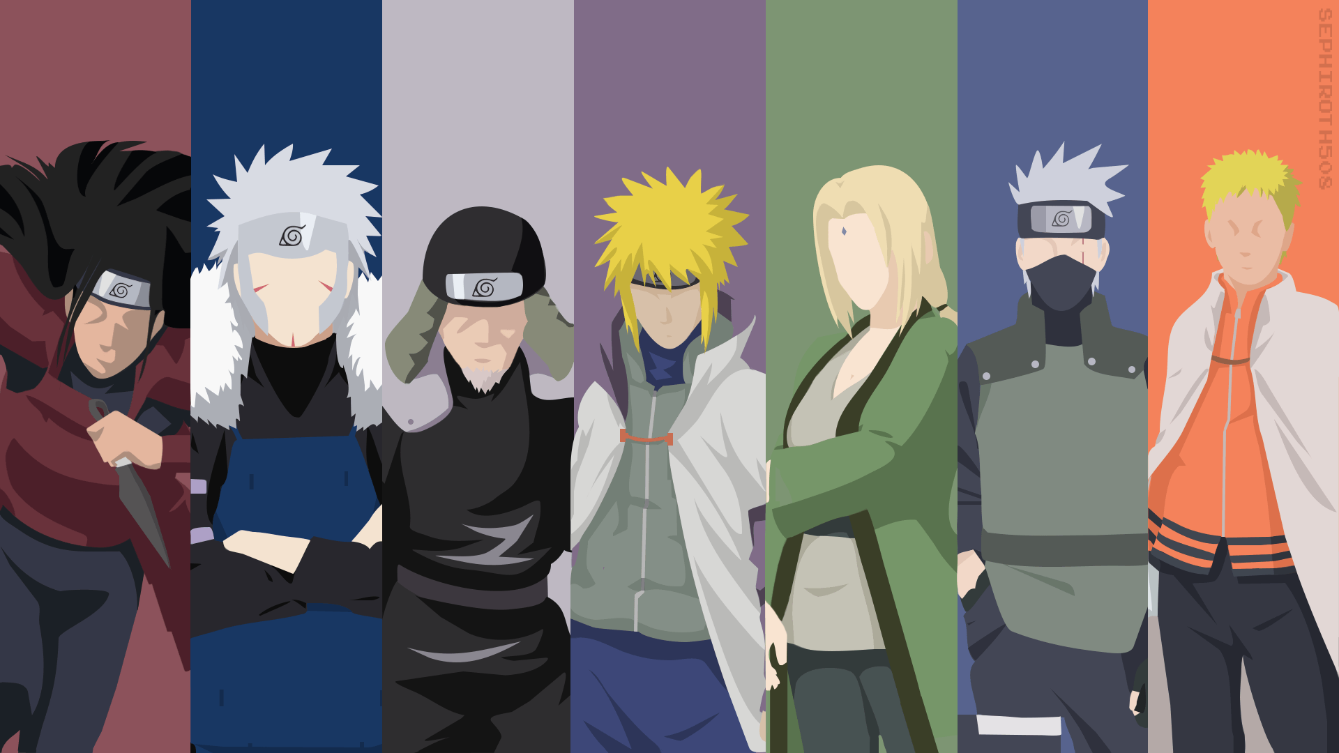 Naruto Hokage Wallpapers - Top Free Naruto Hokage ...