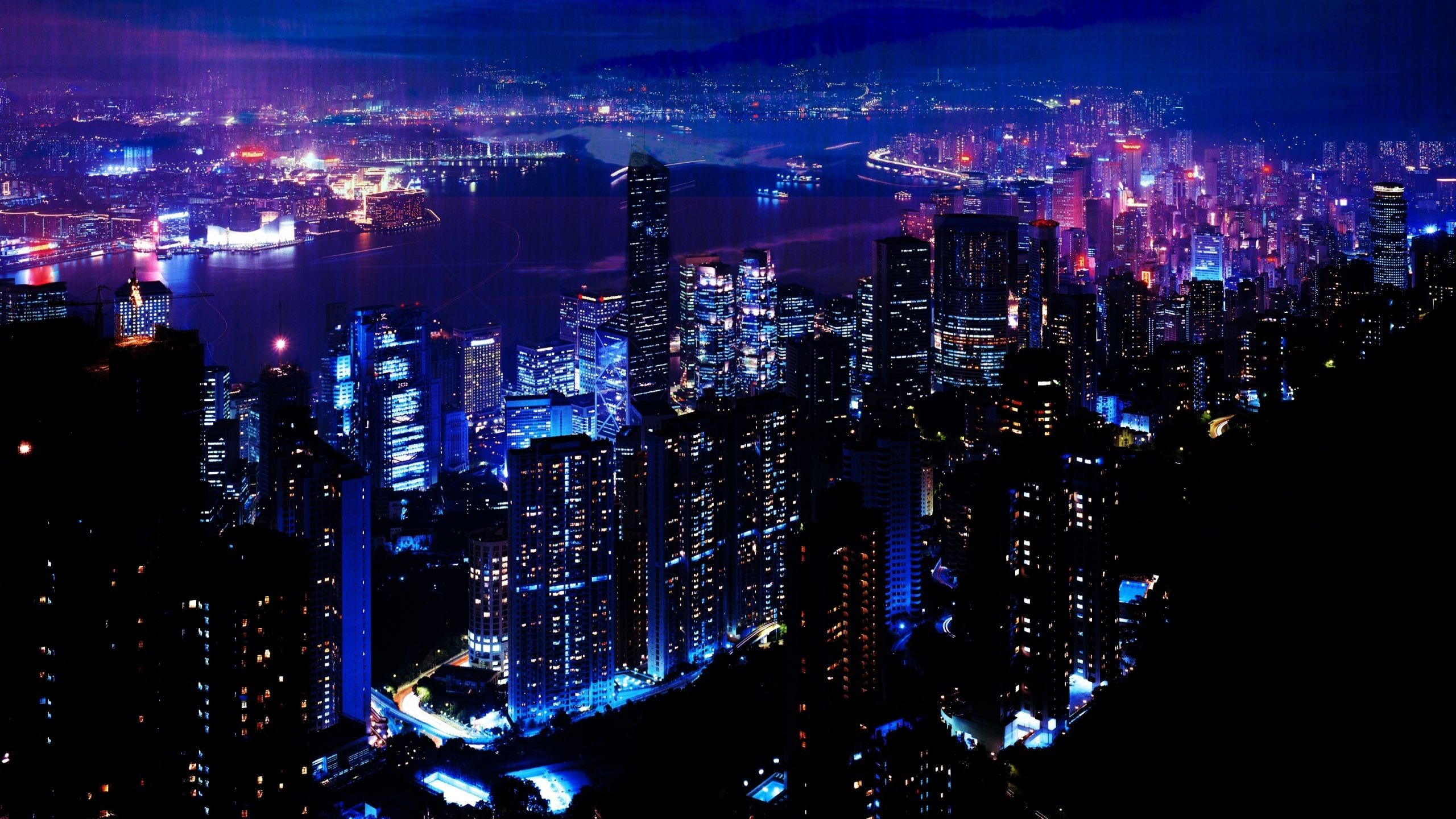 Night City Wallpapers Top Free Night City Backgrounds