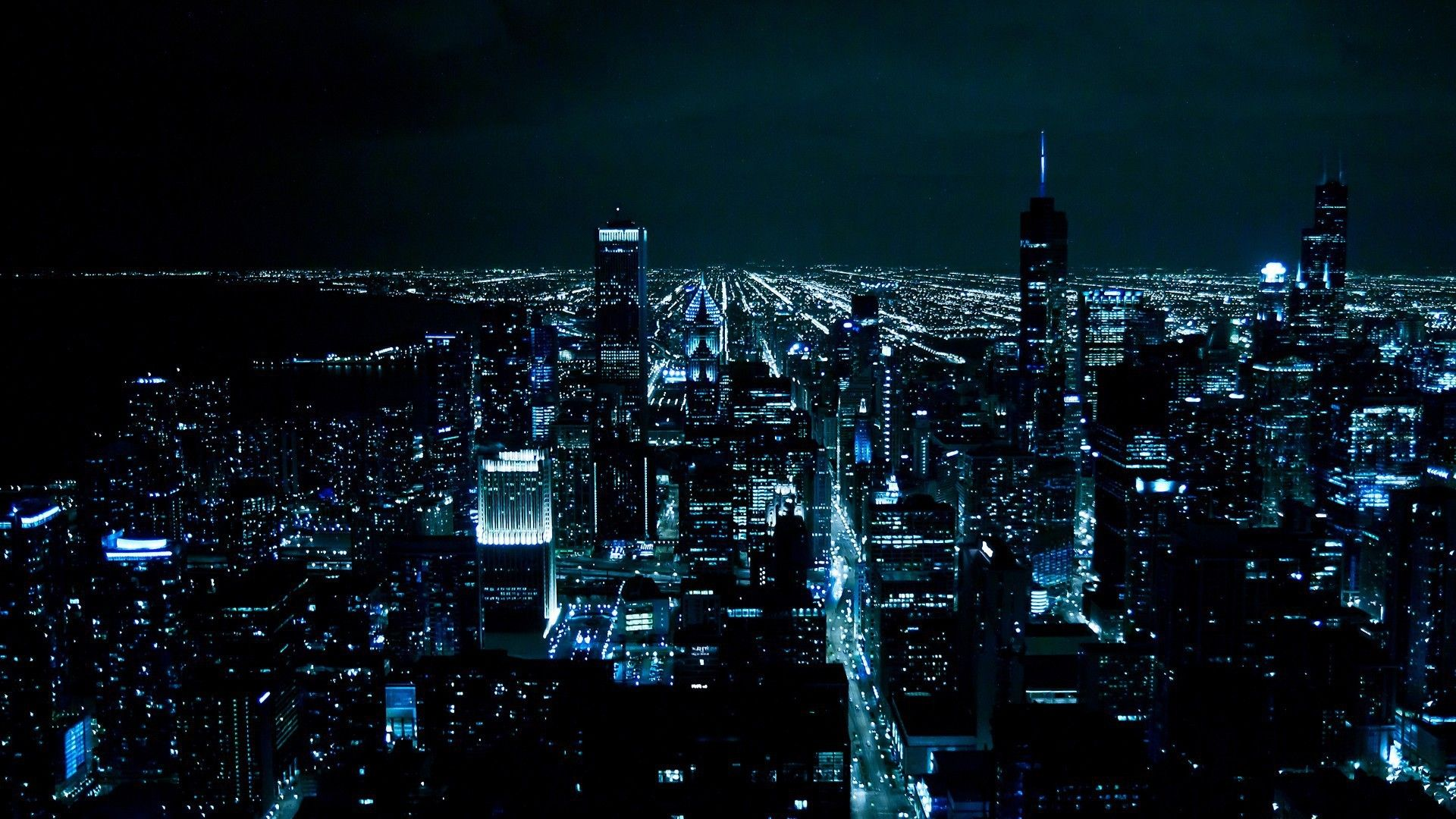 Night City Wallpapers Top Free Night City Backgrounds Wallpaperaccess