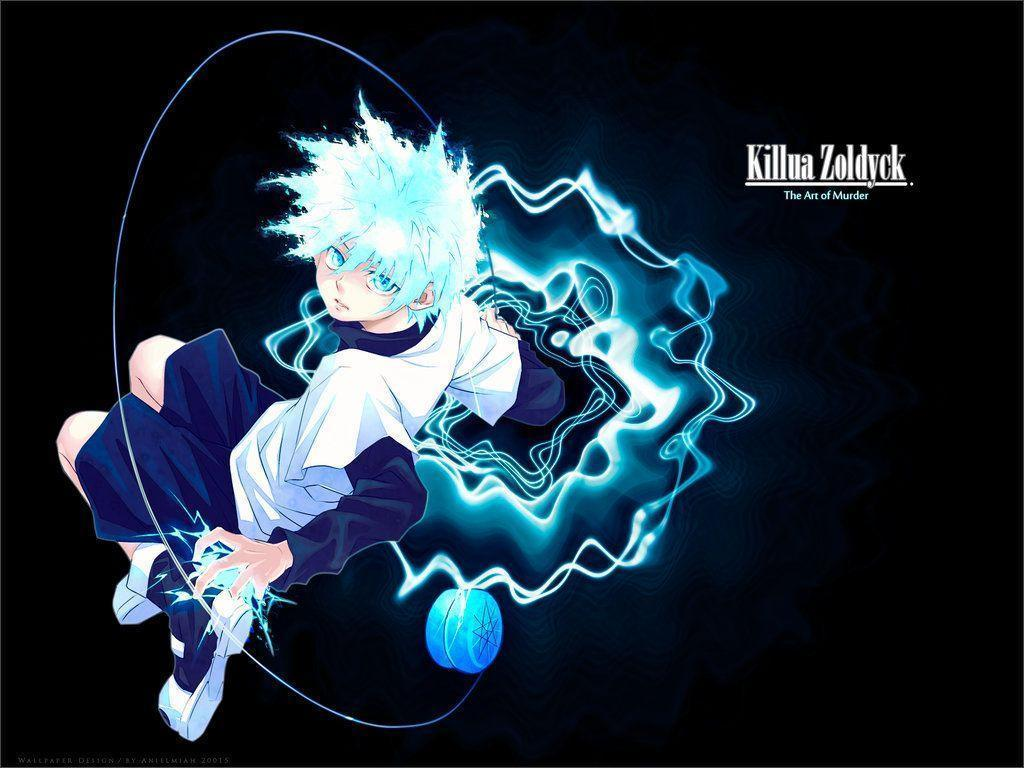 Killua Zaoldyeck Wallpapers Top Free Killua Zaoldyeck