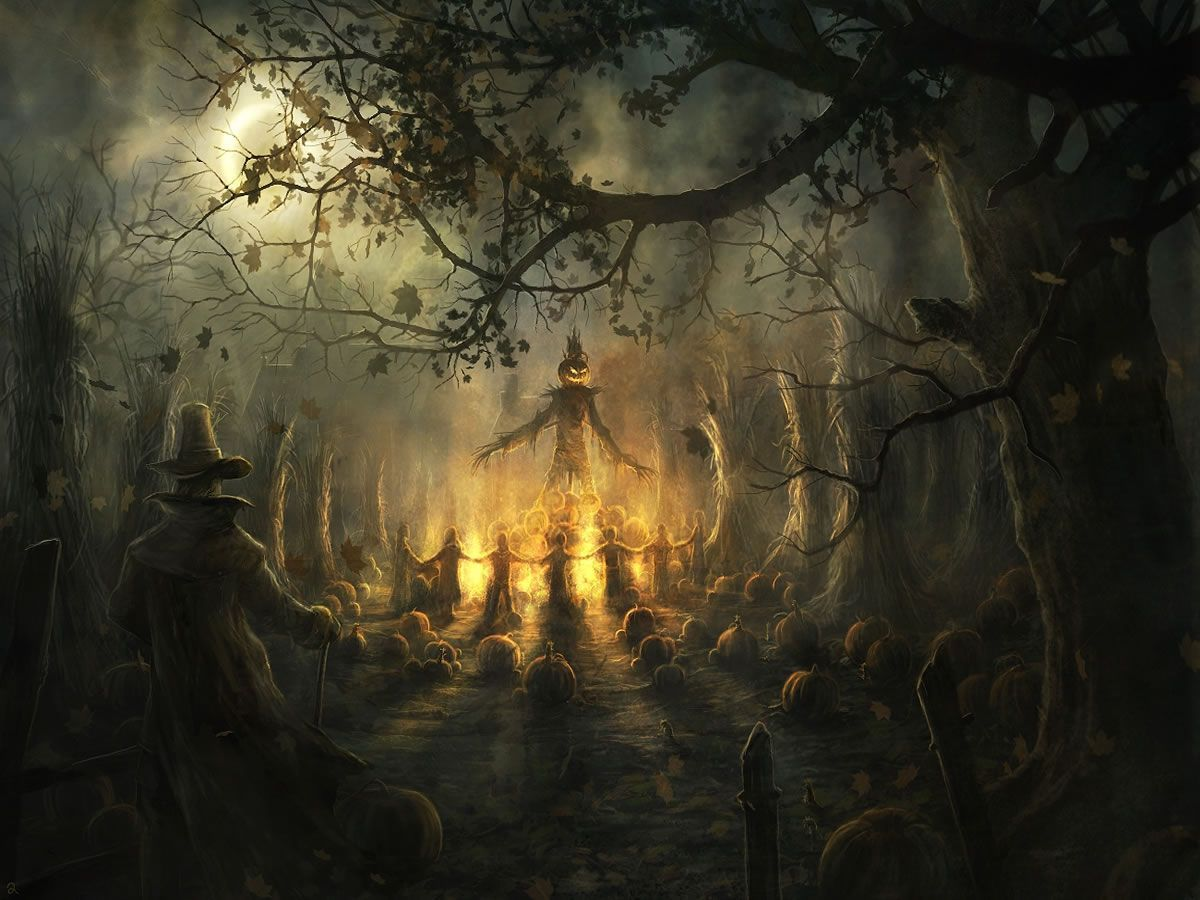 Scary Halloween Wallpapers , Top Free Scary Halloween