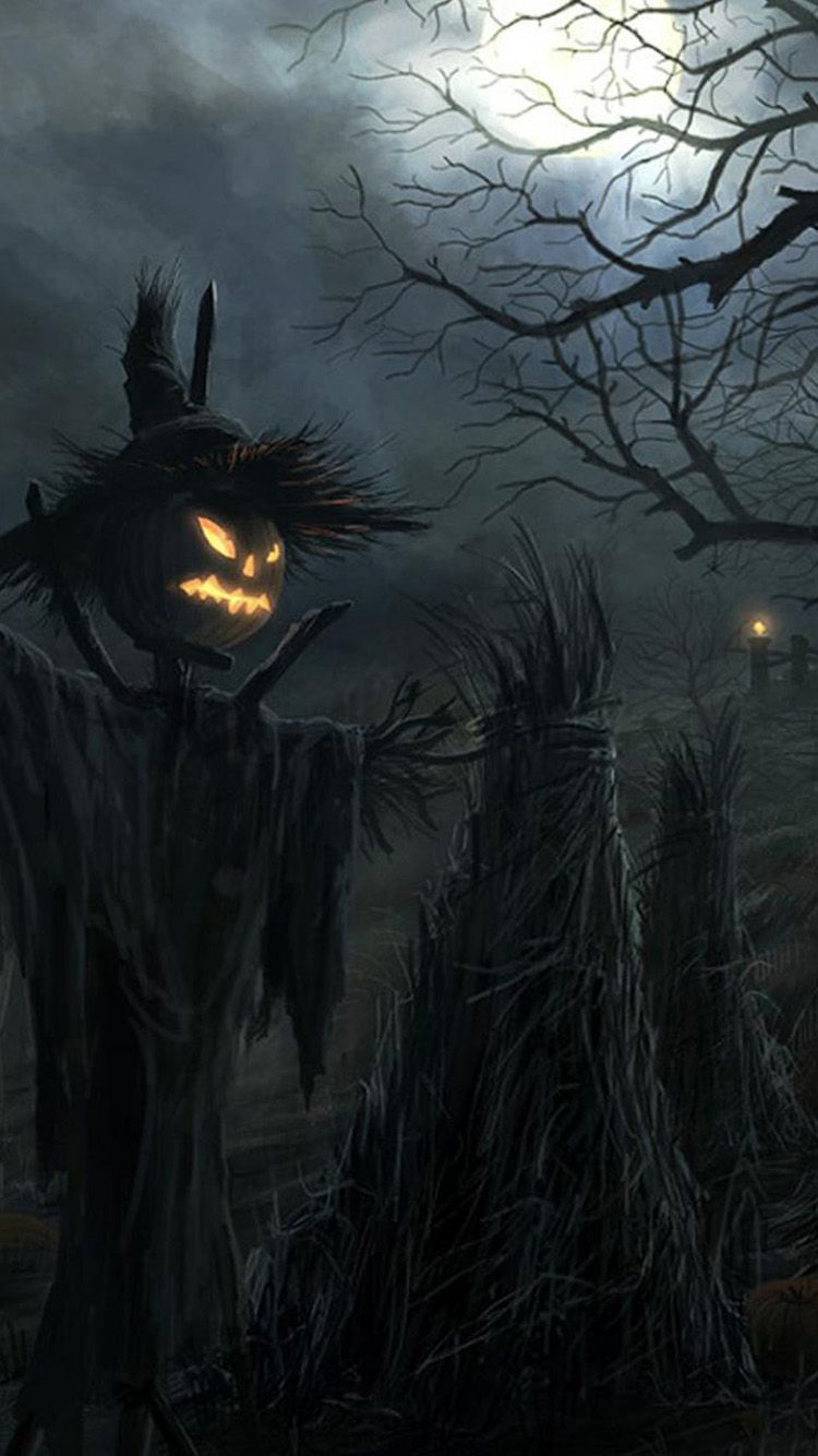 Scary Halloween Iphone Wallpapers Top Free Scary Halloween