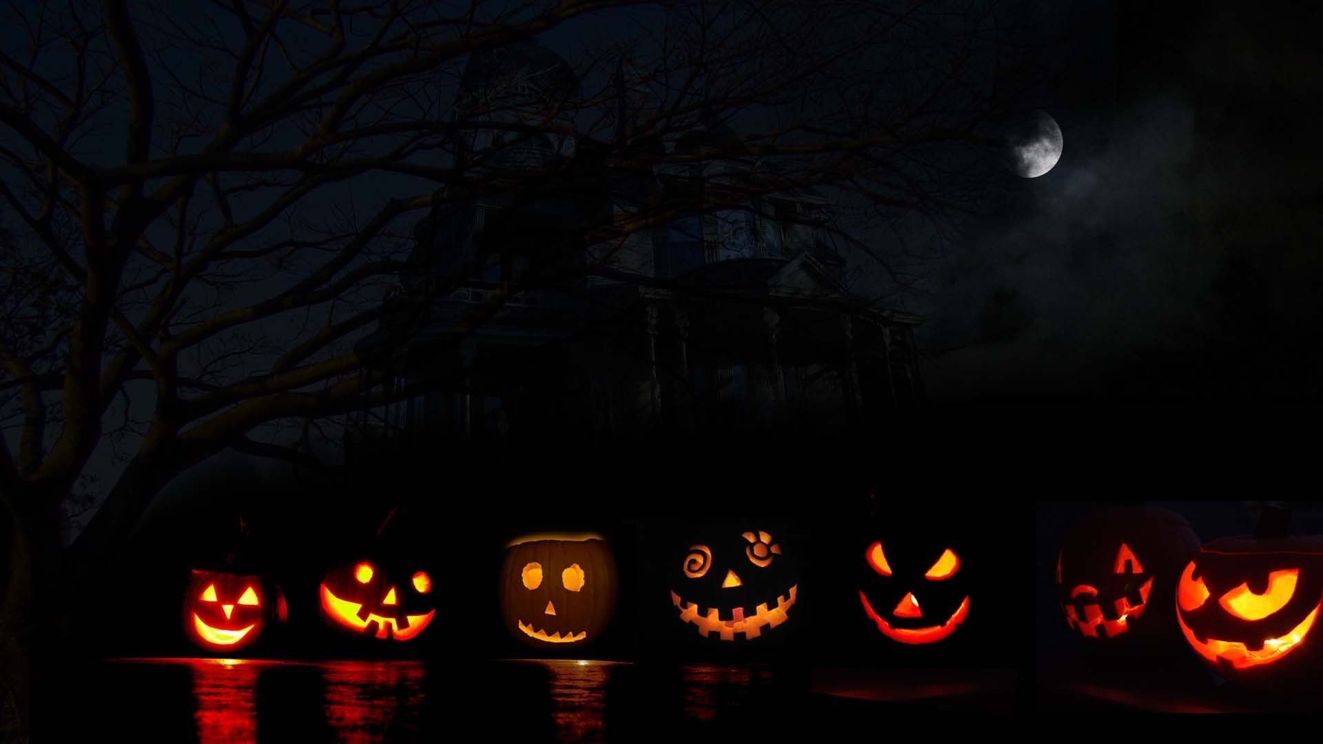Hd Halloween Wallpapers Top Free Hd Halloween Backgrounds