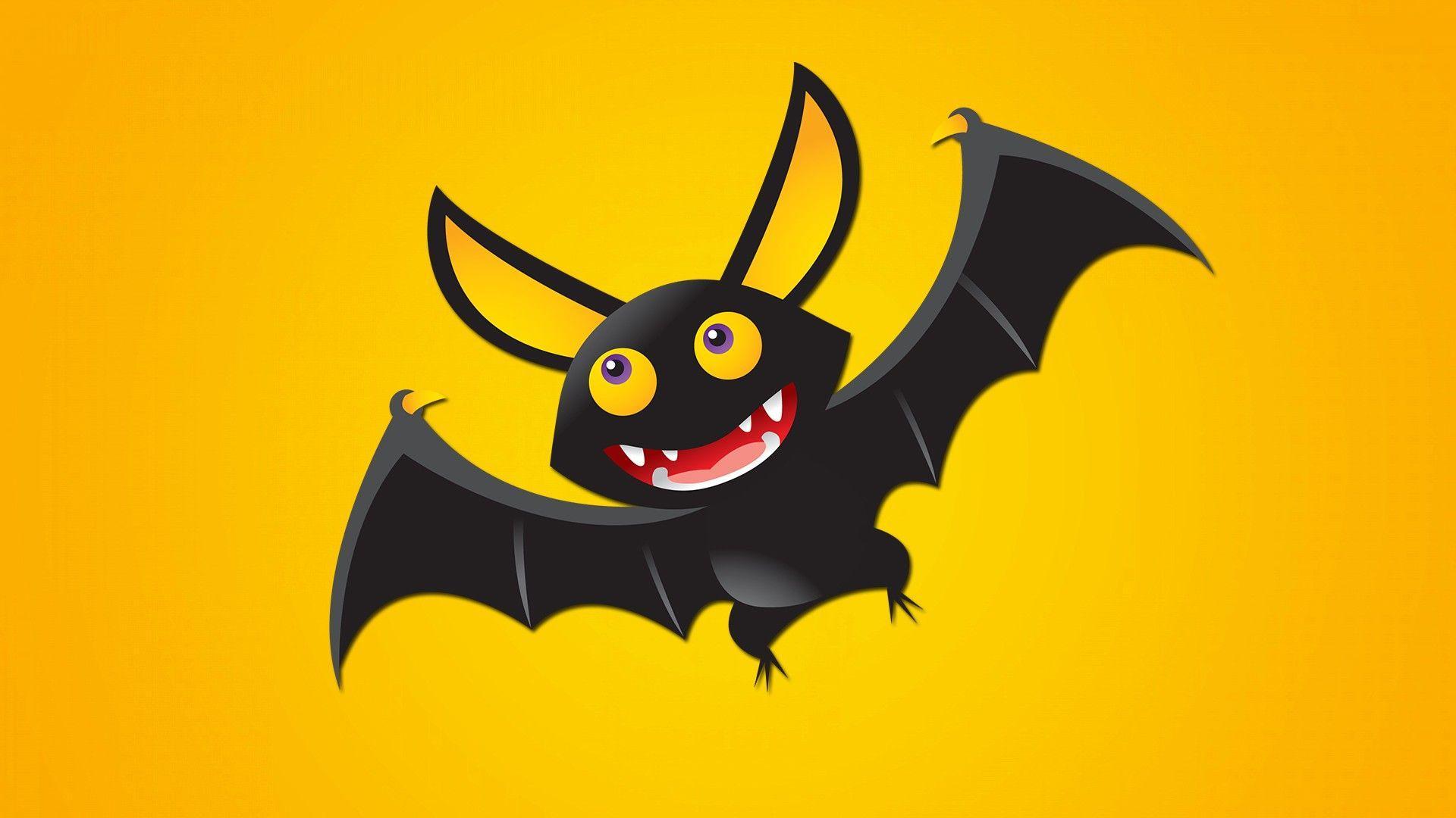 как летучая мышка картинка на хэллоуин что срок годности