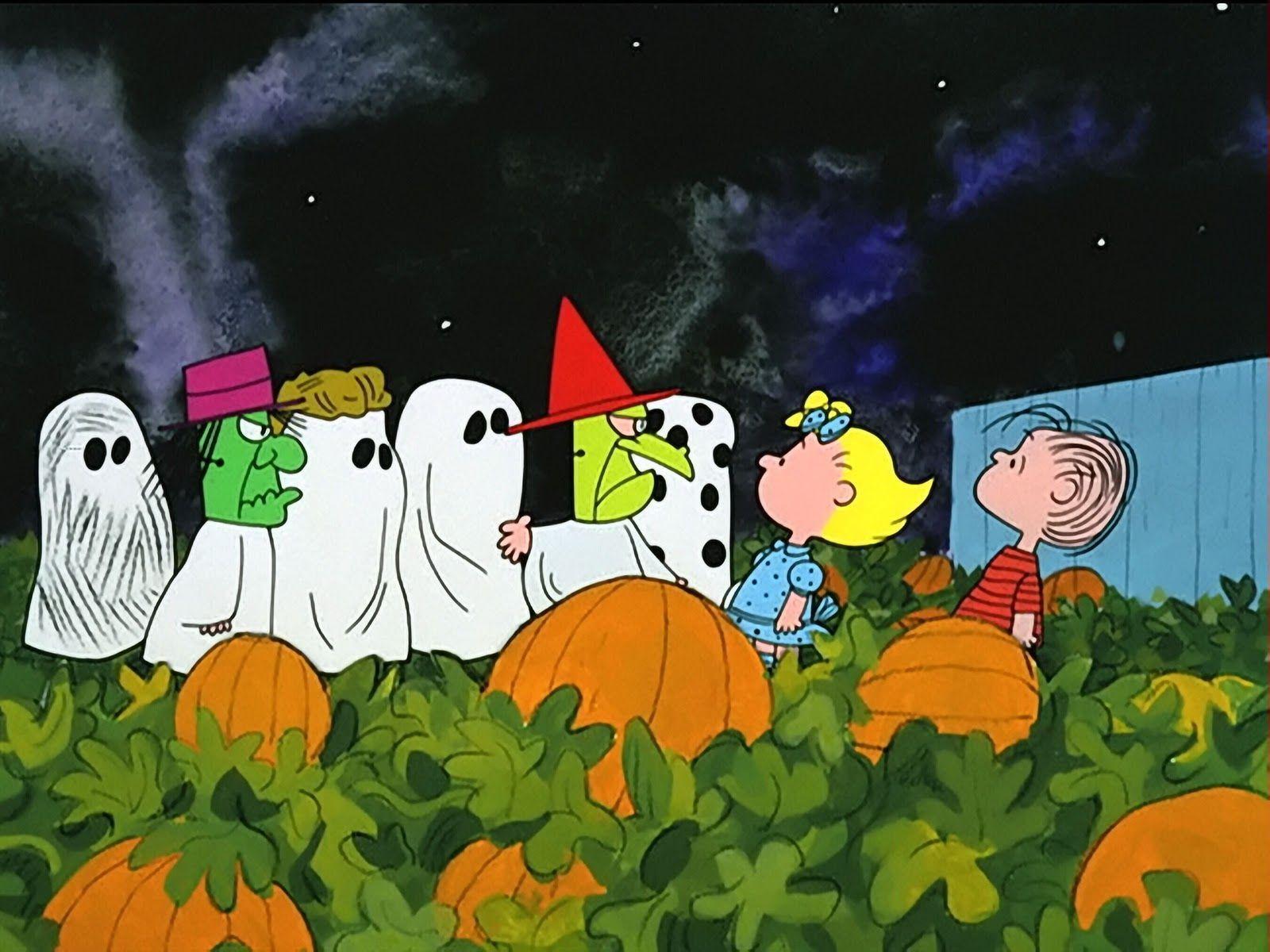 Charlie Brown Halloween Wallpapers Top Free Charlie Brown