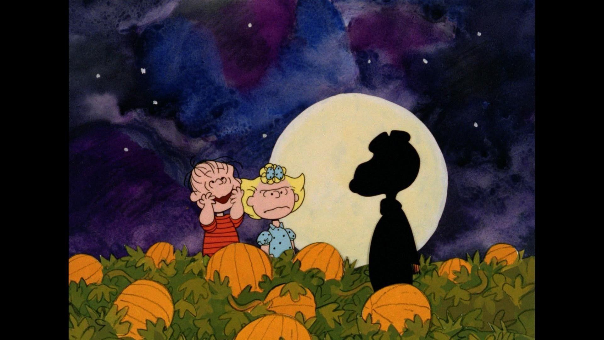 Charlie Brown Halloween Wallpapers Top Free Charlie Brown Halloween Backgrounds Wallpaperaccess