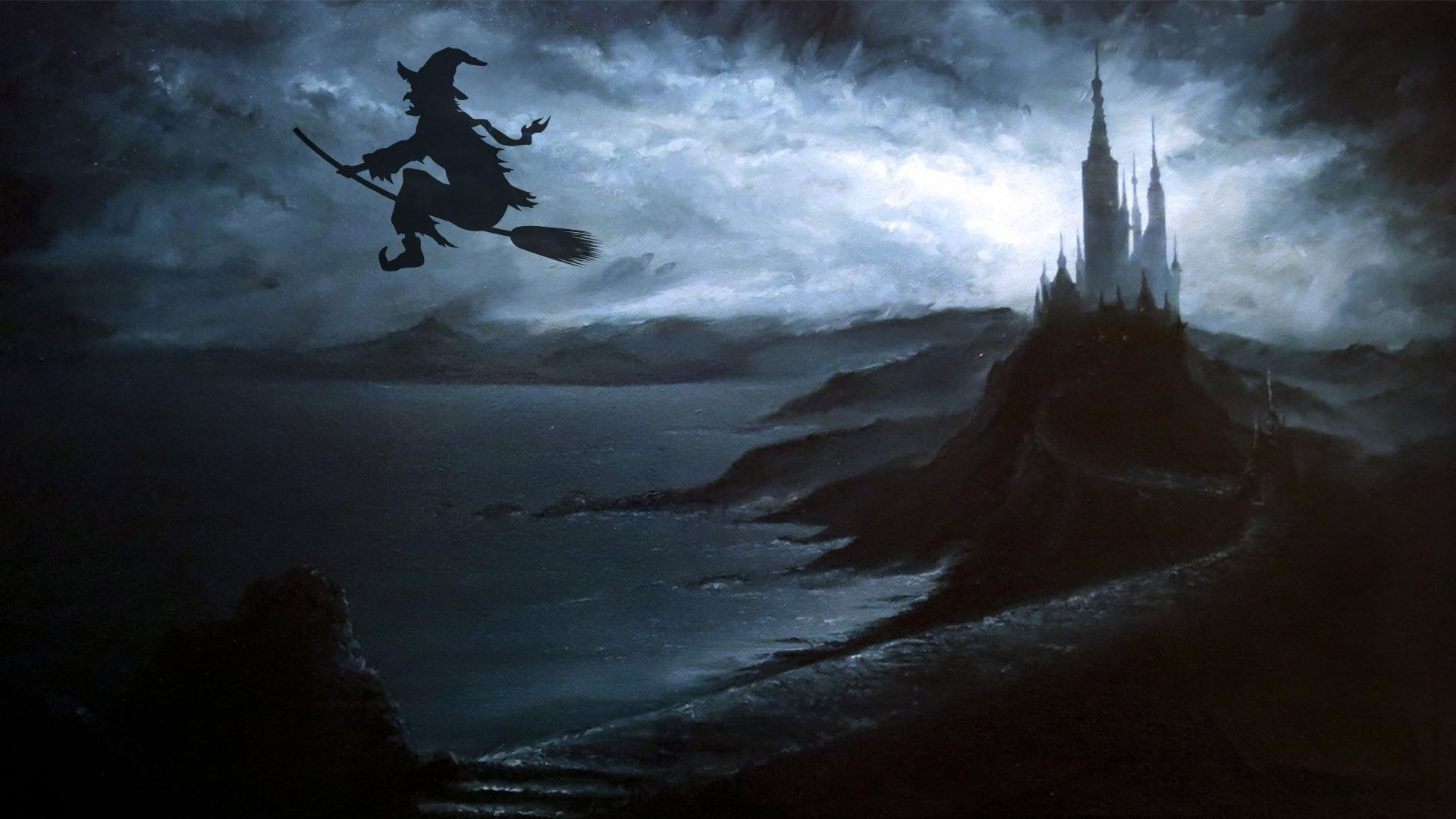 Witch Desktop Wallpapers Top Free Witch Desktop Backgrounds Wallpaperaccess