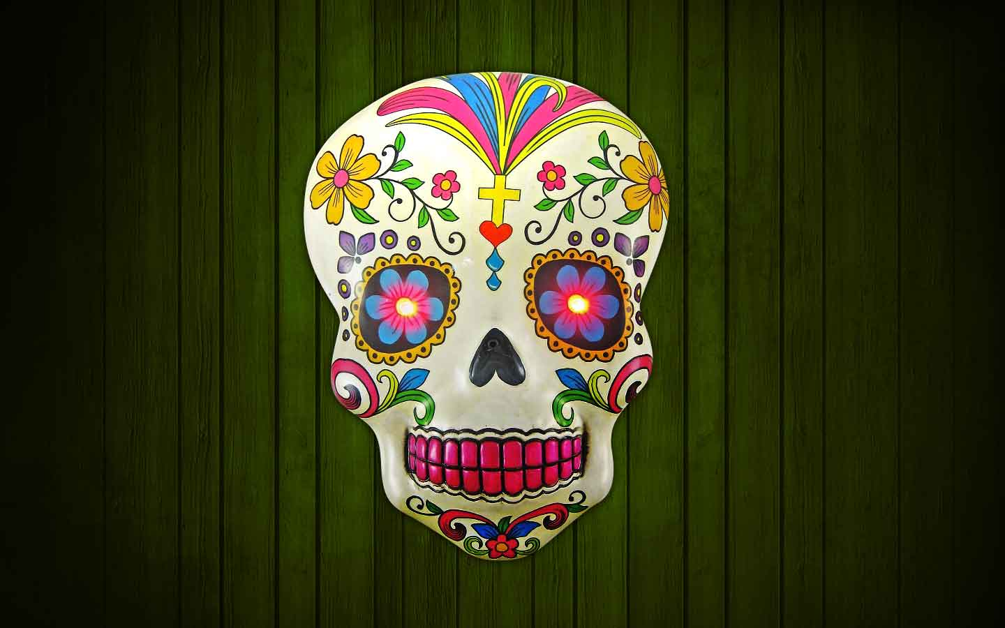Cute Day Of The Dead Wallpapers Top Free Cute Day Of The Dead