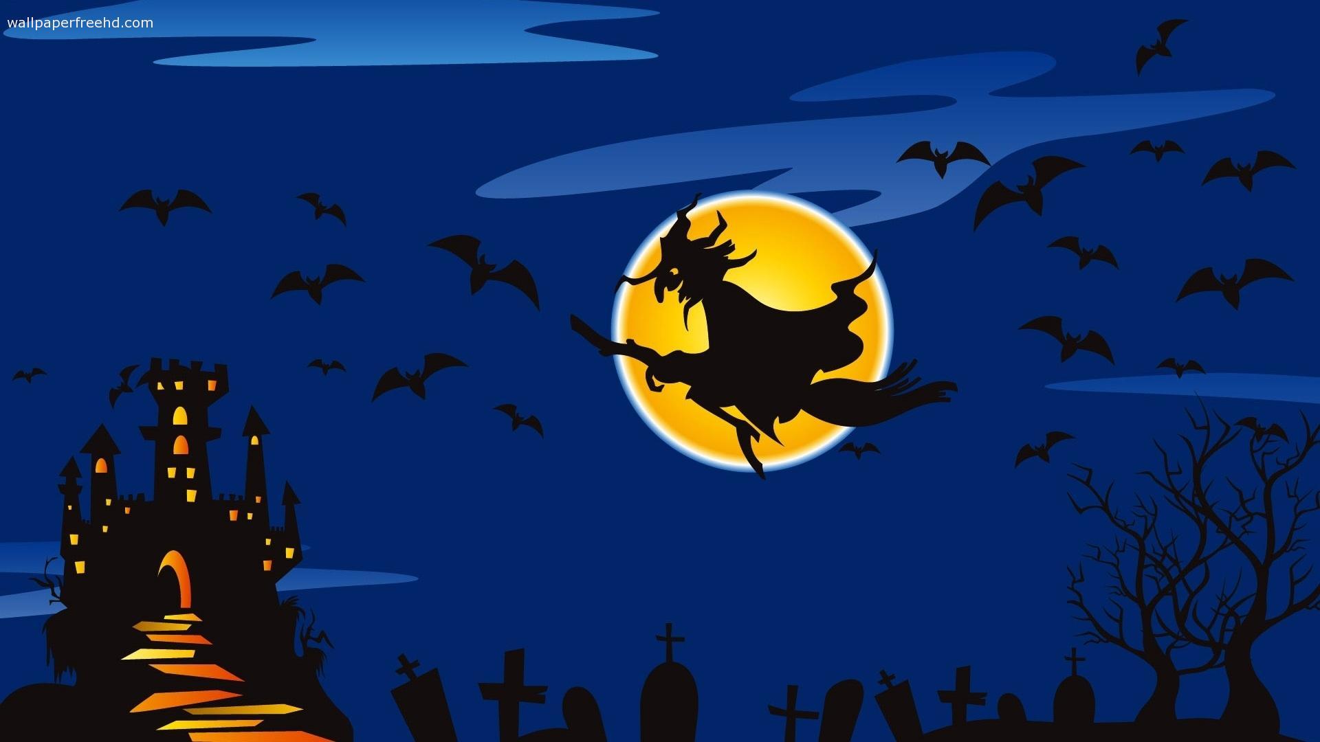 Halloween Witch Desktop Wallpapers Top Free Halloween Witch Desktop Backgrounds Wallpaperaccess