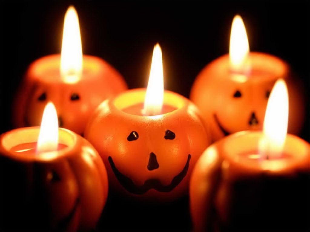 Halloween Candle Wallpapers - Top Free Halloween Candle Backgrounds -  WallpaperAccess