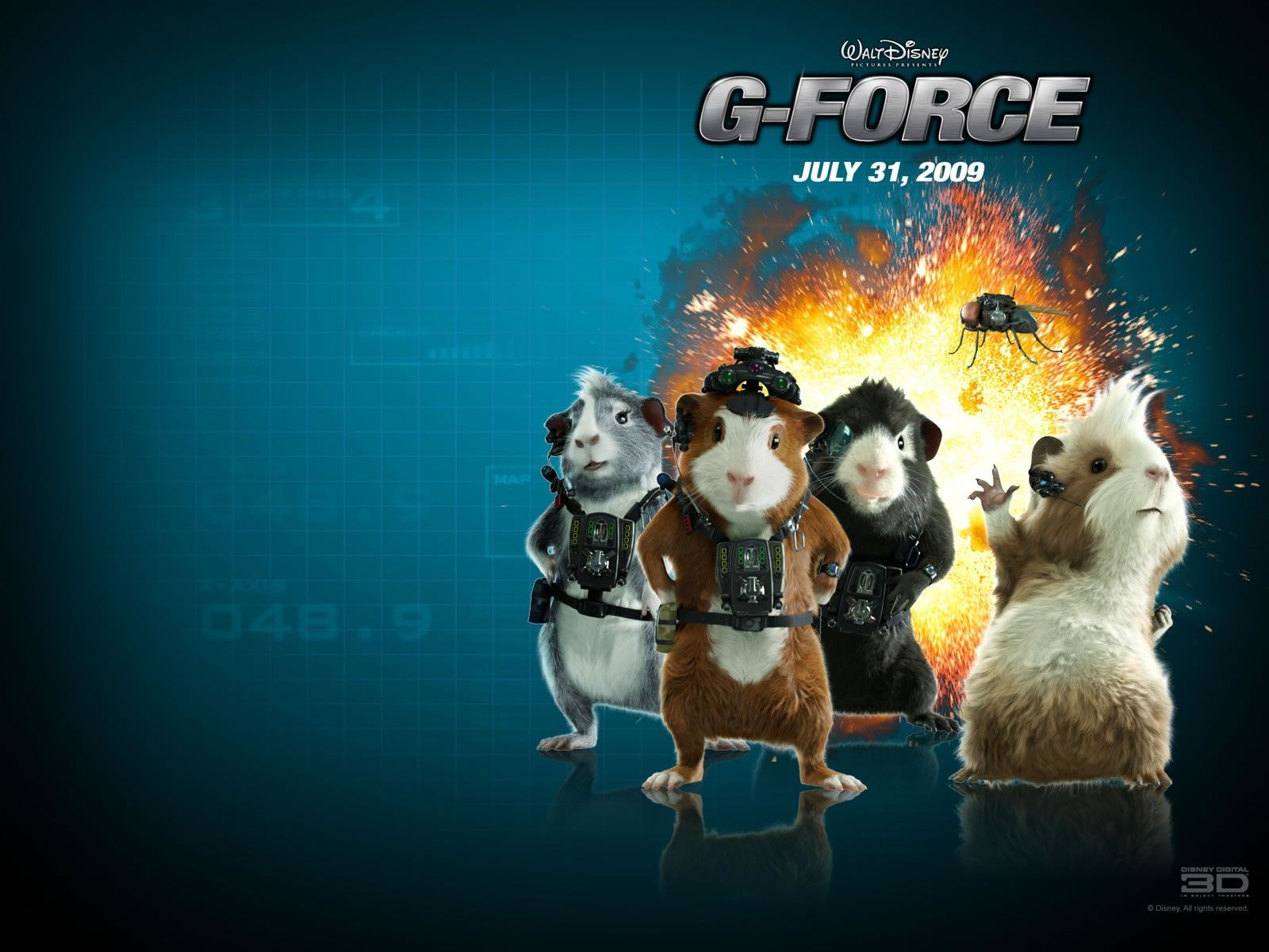 G Force Wallpapers Top Free G Force Backgrounds Wallpaperaccess