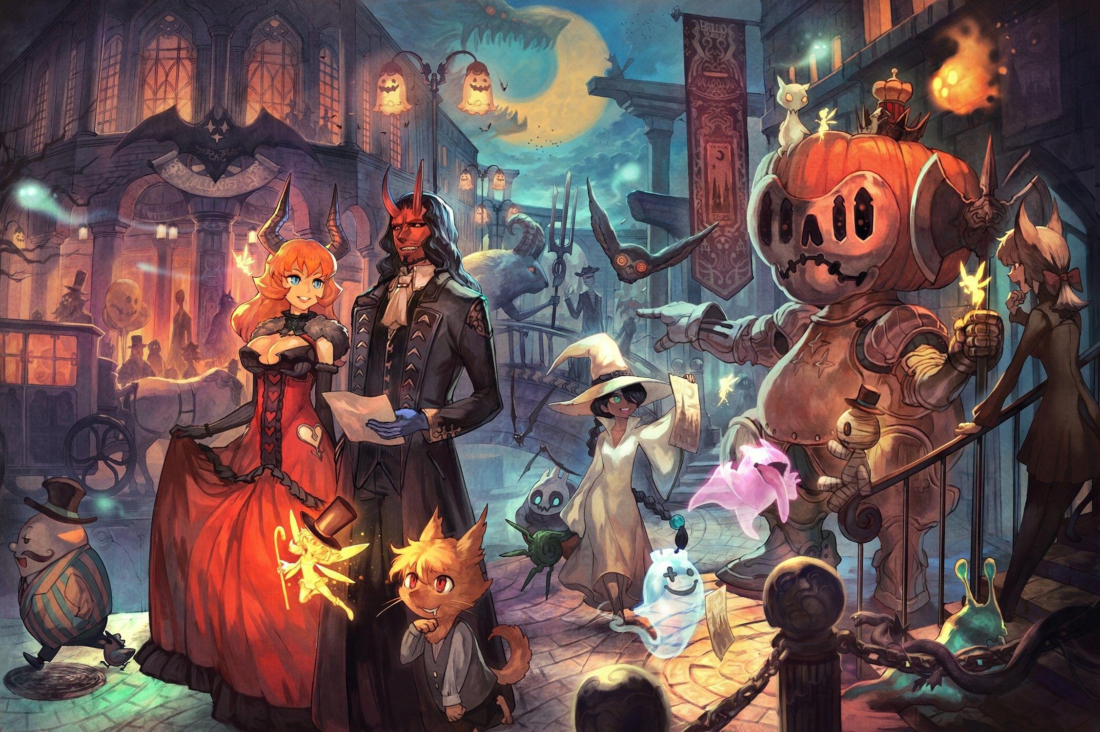 Halloween Fairy Wallpapers - Top Free Halloween Fairy ...