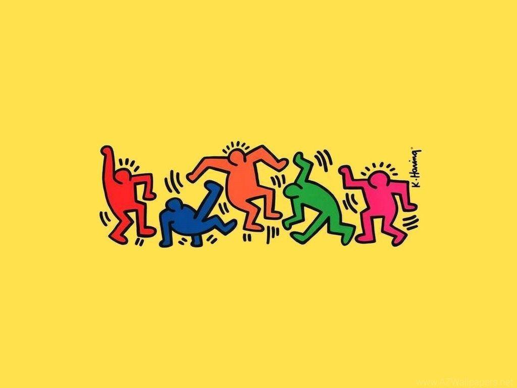 Keith Haring Desktop Wallpapers Top Free Keith Haring