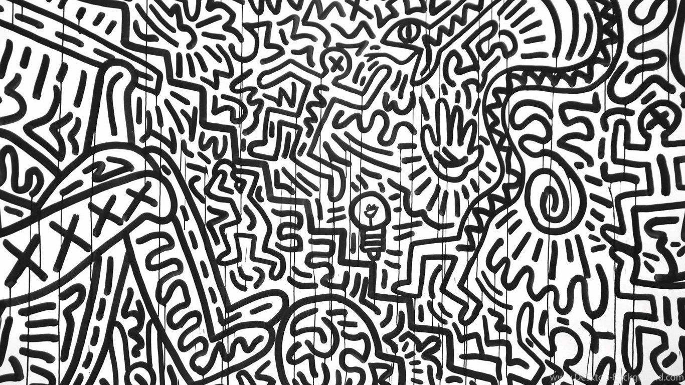 Keith Haring Desktop Wallpapers Top Free Keith Haring