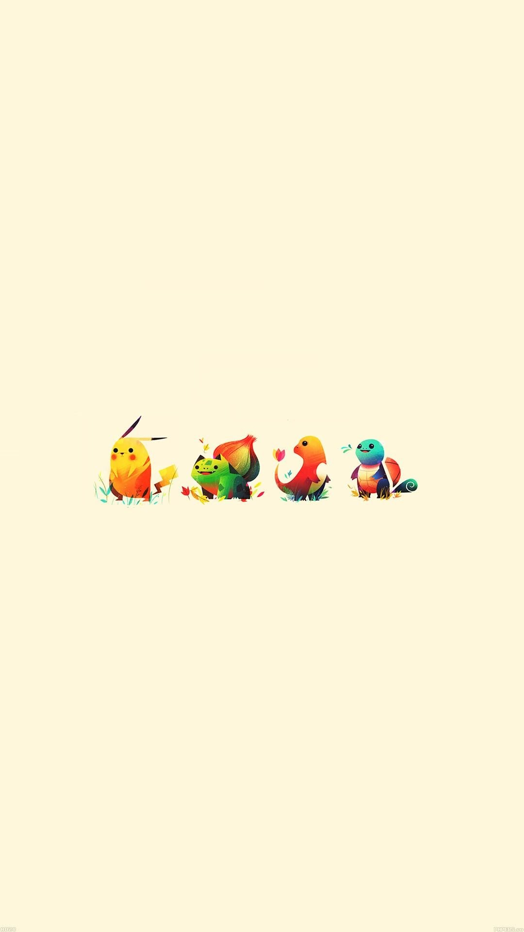 1080x1920 Cute Pokemon iPhone Backgrounds. - Media file | PixelsTalk.Net