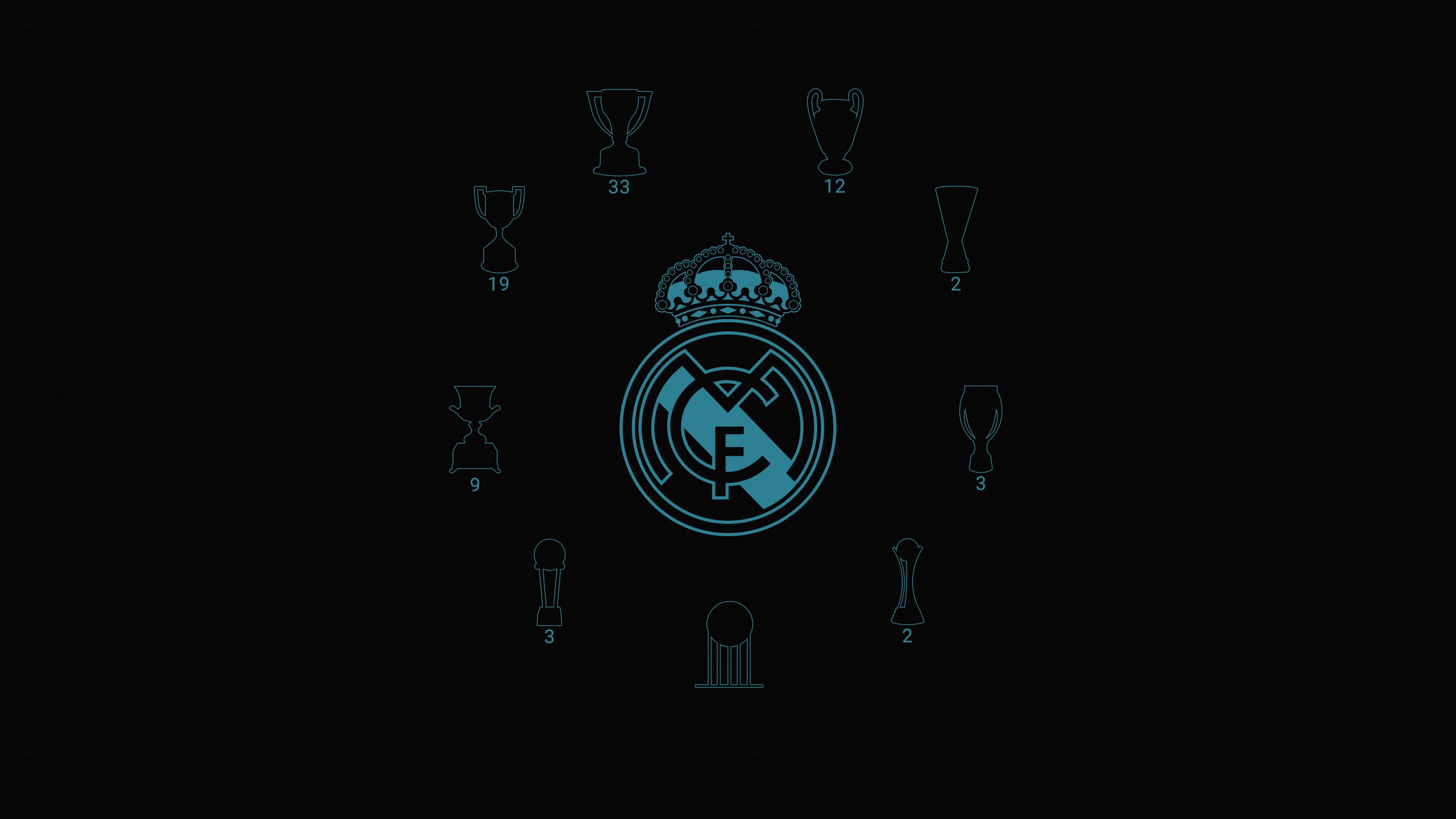 Real Madrid 4K Wallpapers - Top Free
