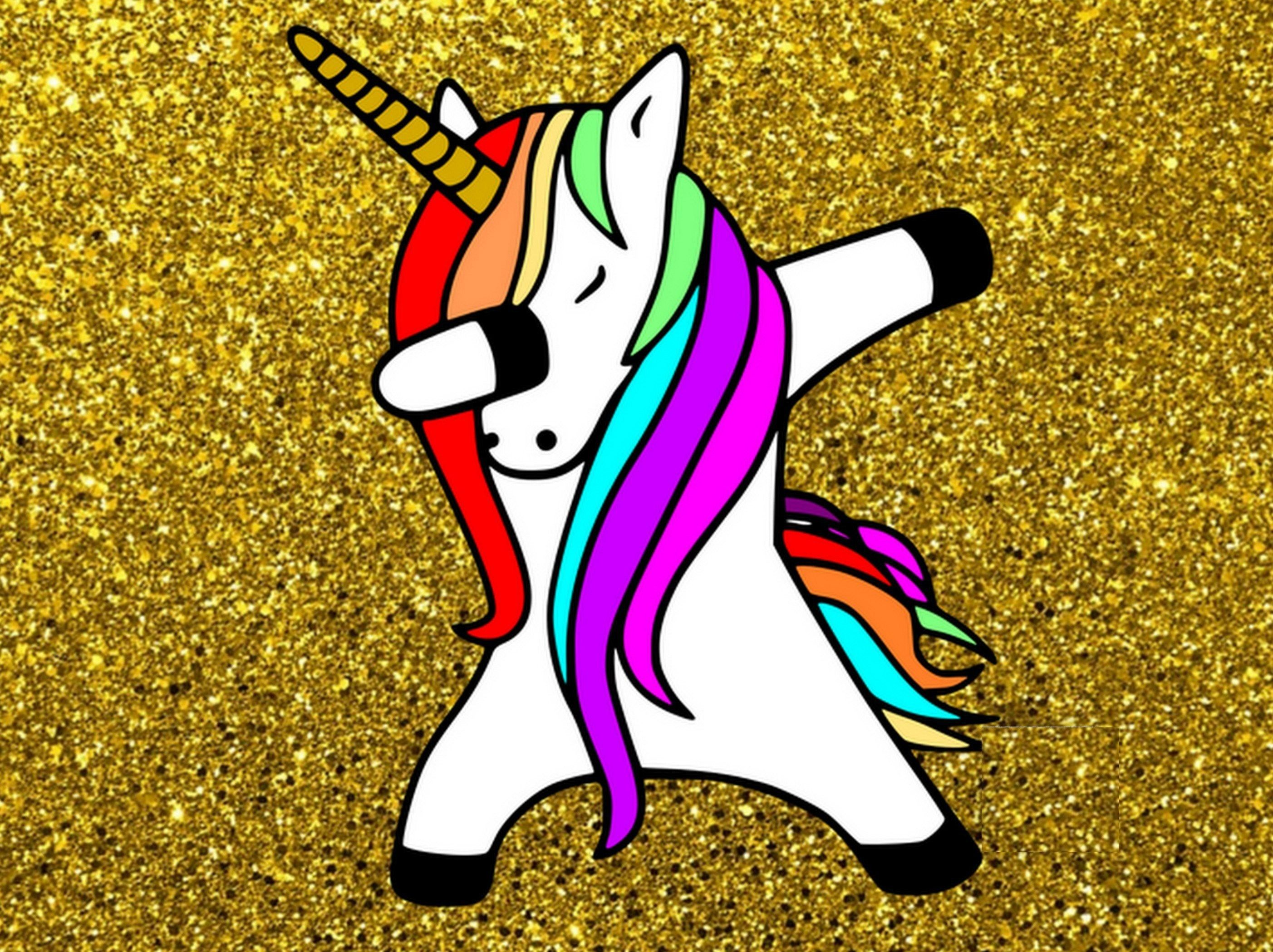 Unicorn Dabbing Wallpapers Top Free Unicorn Dabbing Backgrounds Wallpaperaccess