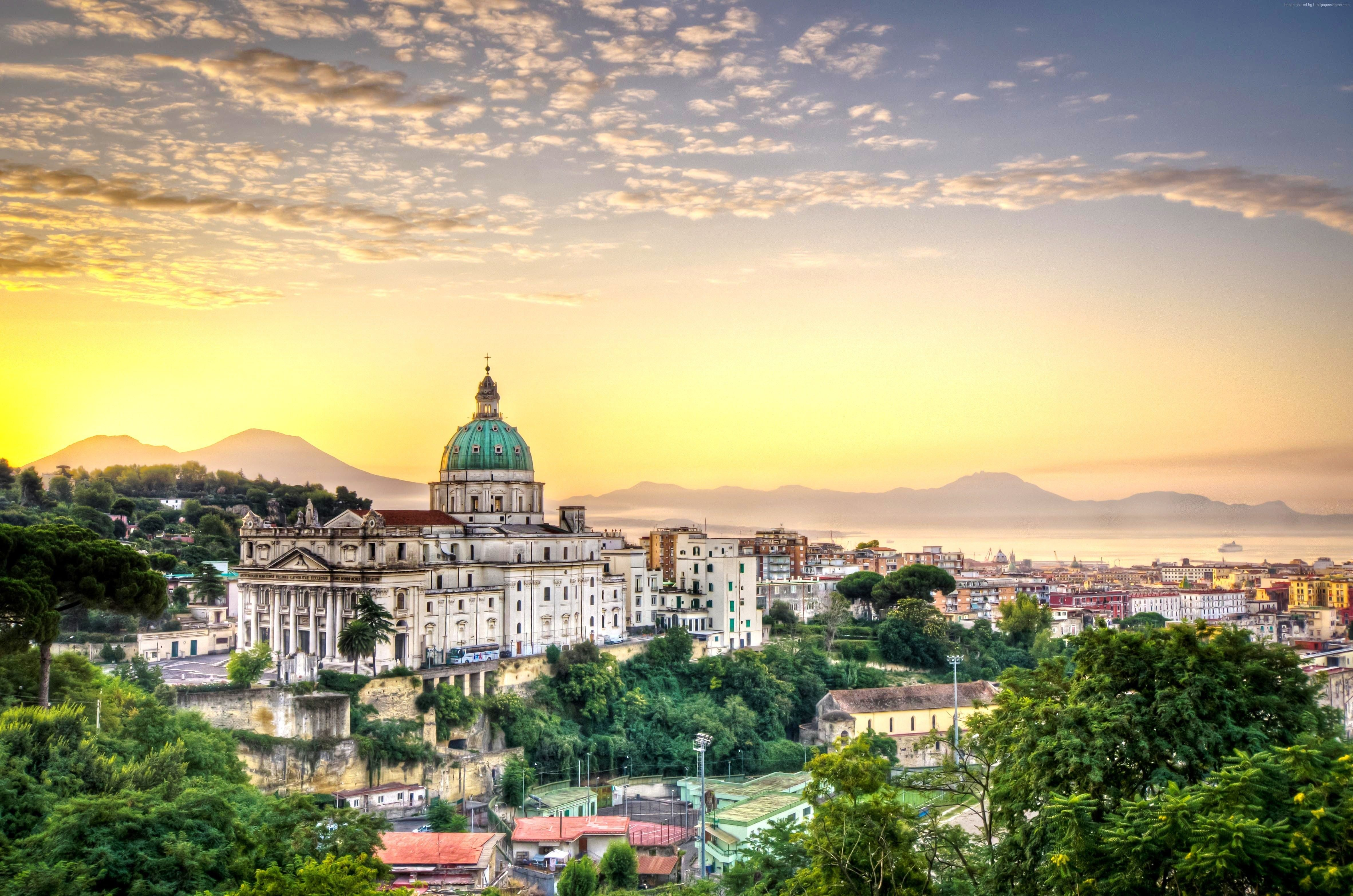 Naples Wallpapers Top Free Naples Backgrounds Wallpaperaccess