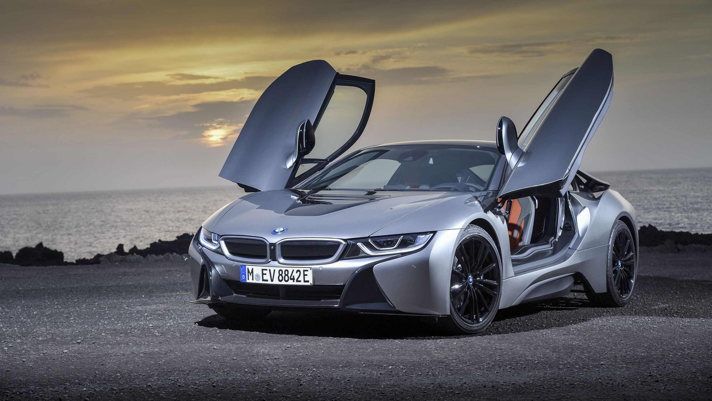 Bmw I8 Wallpapers Top Free Bmw I8 Backgrounds Wallpaperaccess